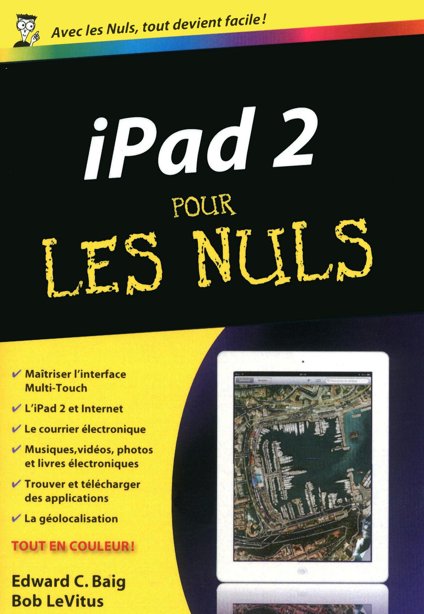 Vignette du livre iPad 2 Pour les Nuls