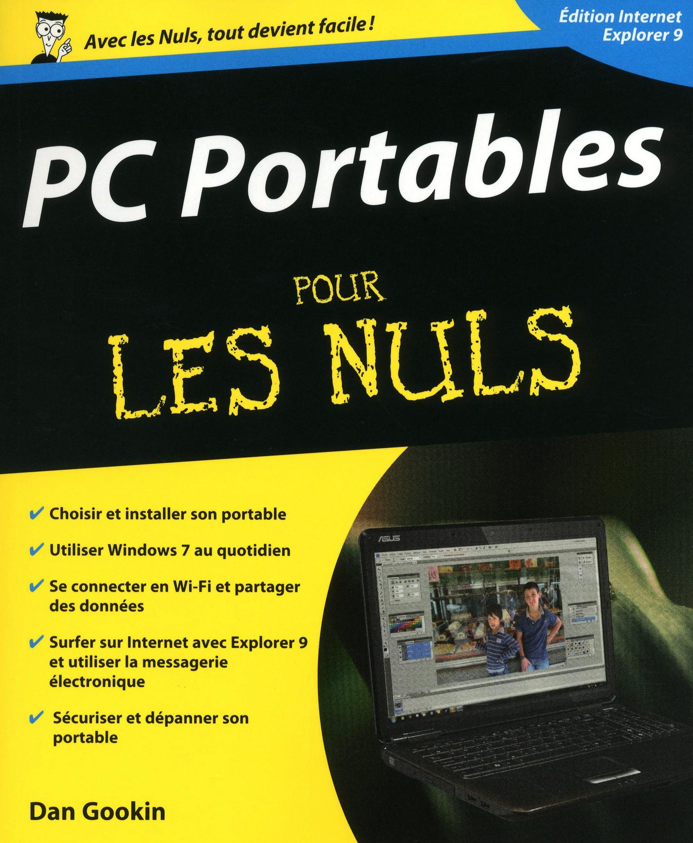 PC Portables ed Internet Explorer 9 Pour les Nuls