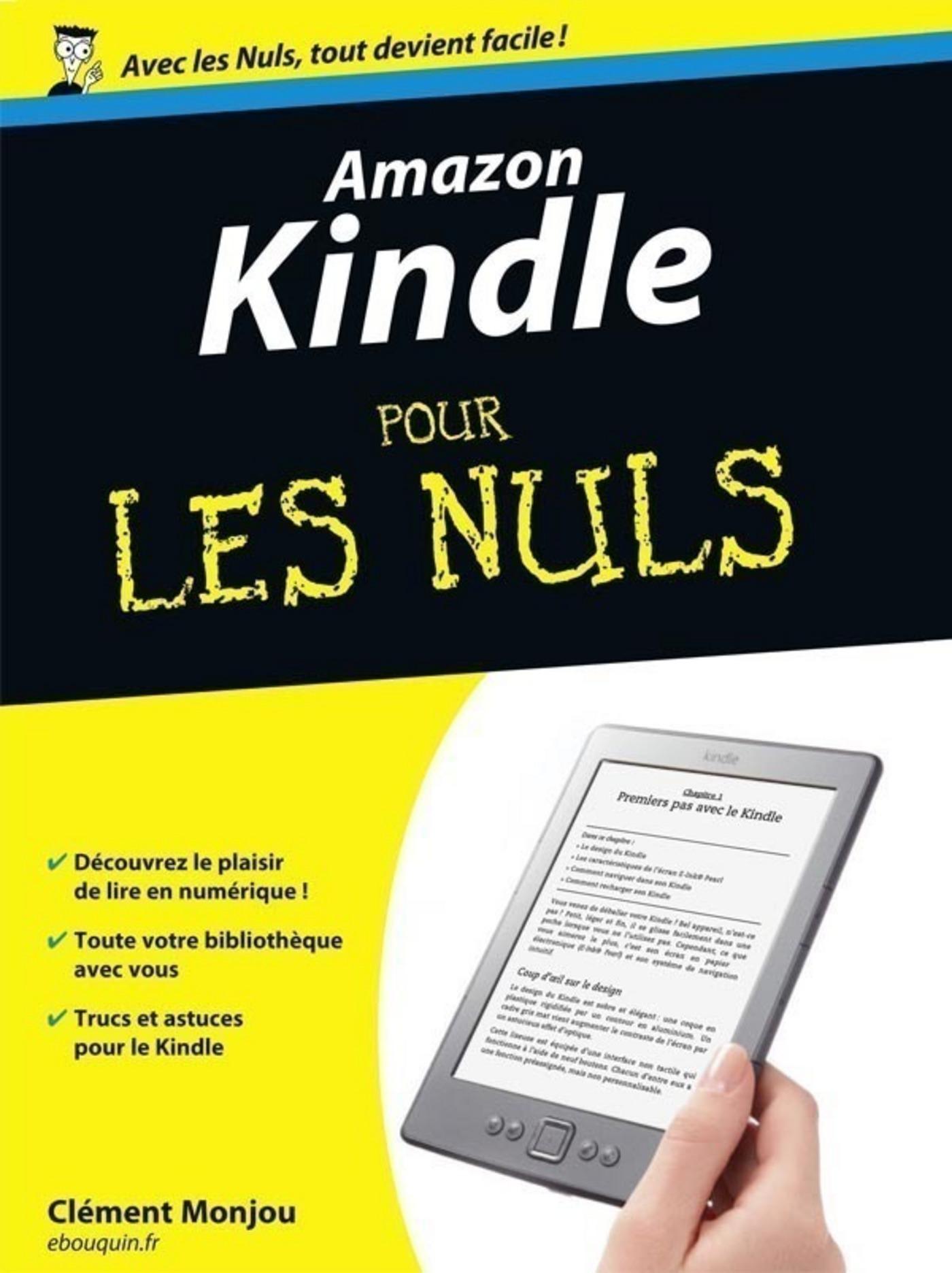 Amazon Kindle Pour Les Nuls (ebook) · Ebooks · El Corte Inglés