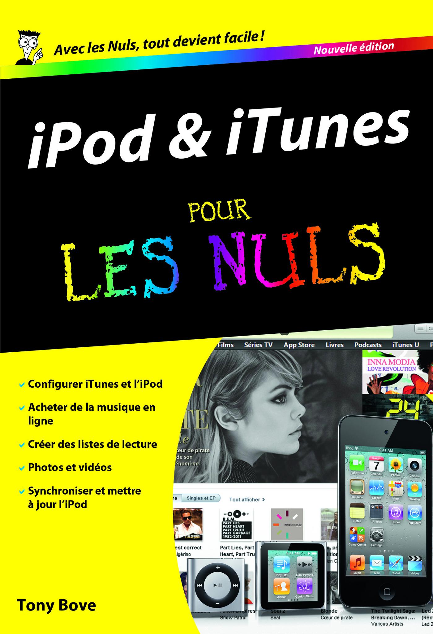 iPod et iTunes Pour les Nuls (ebook)