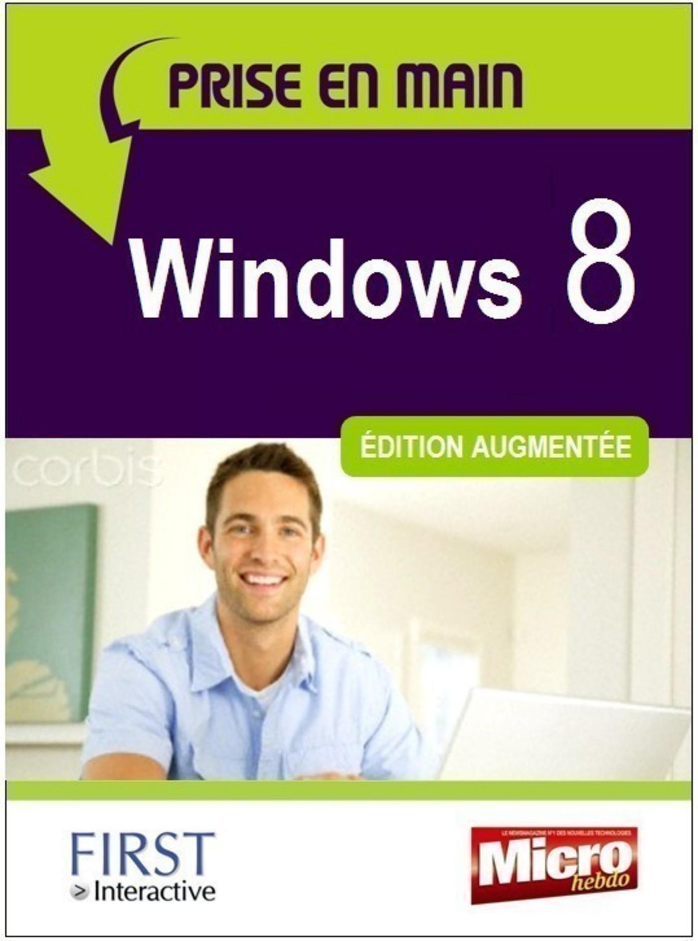 Prise en main Windows 8, édition augmentée (ebook)