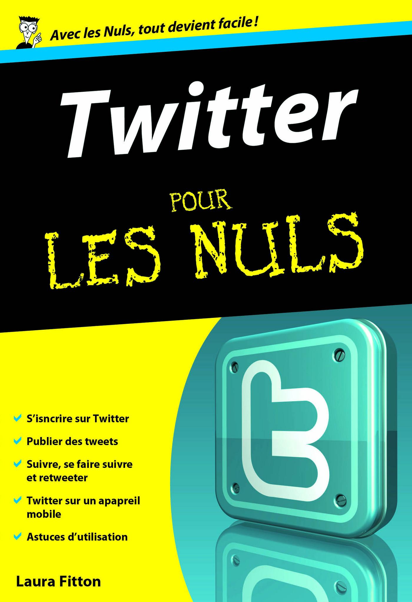 Twitter Pour les Nuls (ebook)