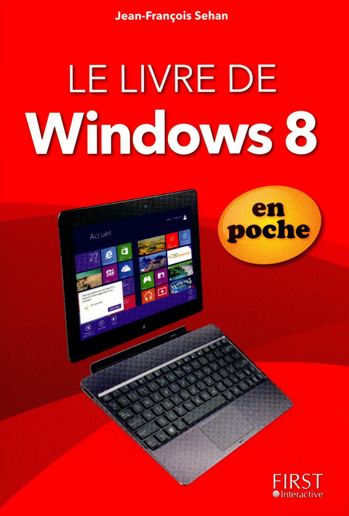 Le livre de Windows 8 en Poche (ebook)