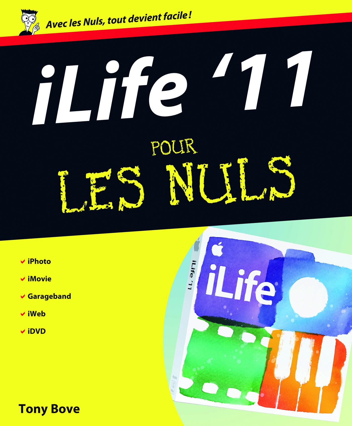 iLife 11 Pour les Nuls (ebook)