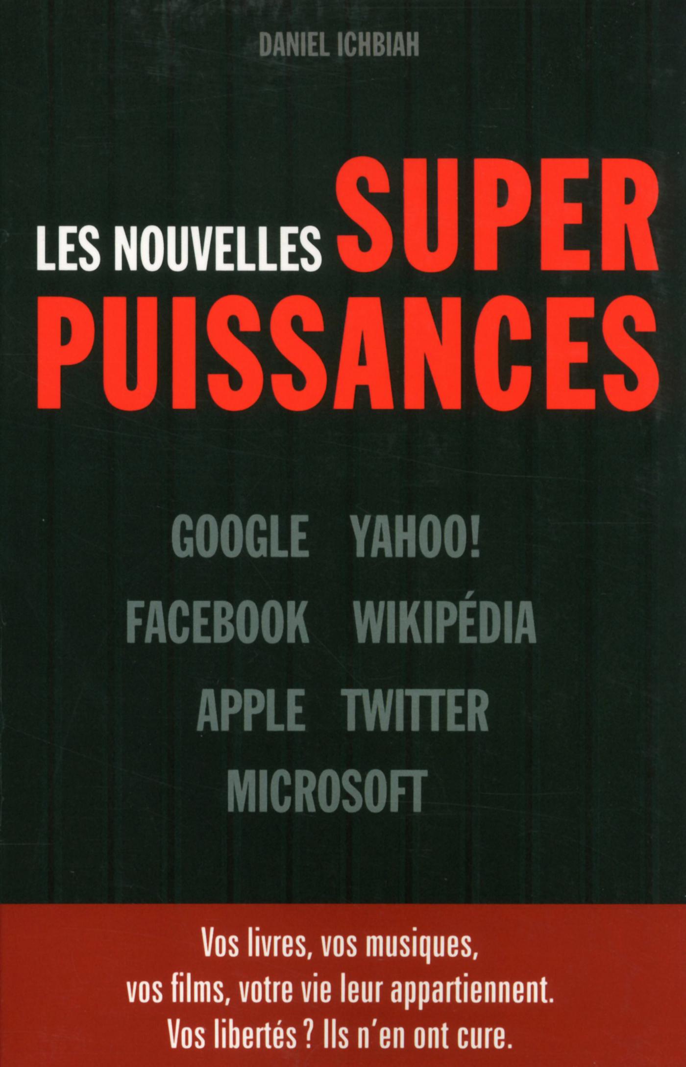 Les nouvelles superpuissances (ebook)