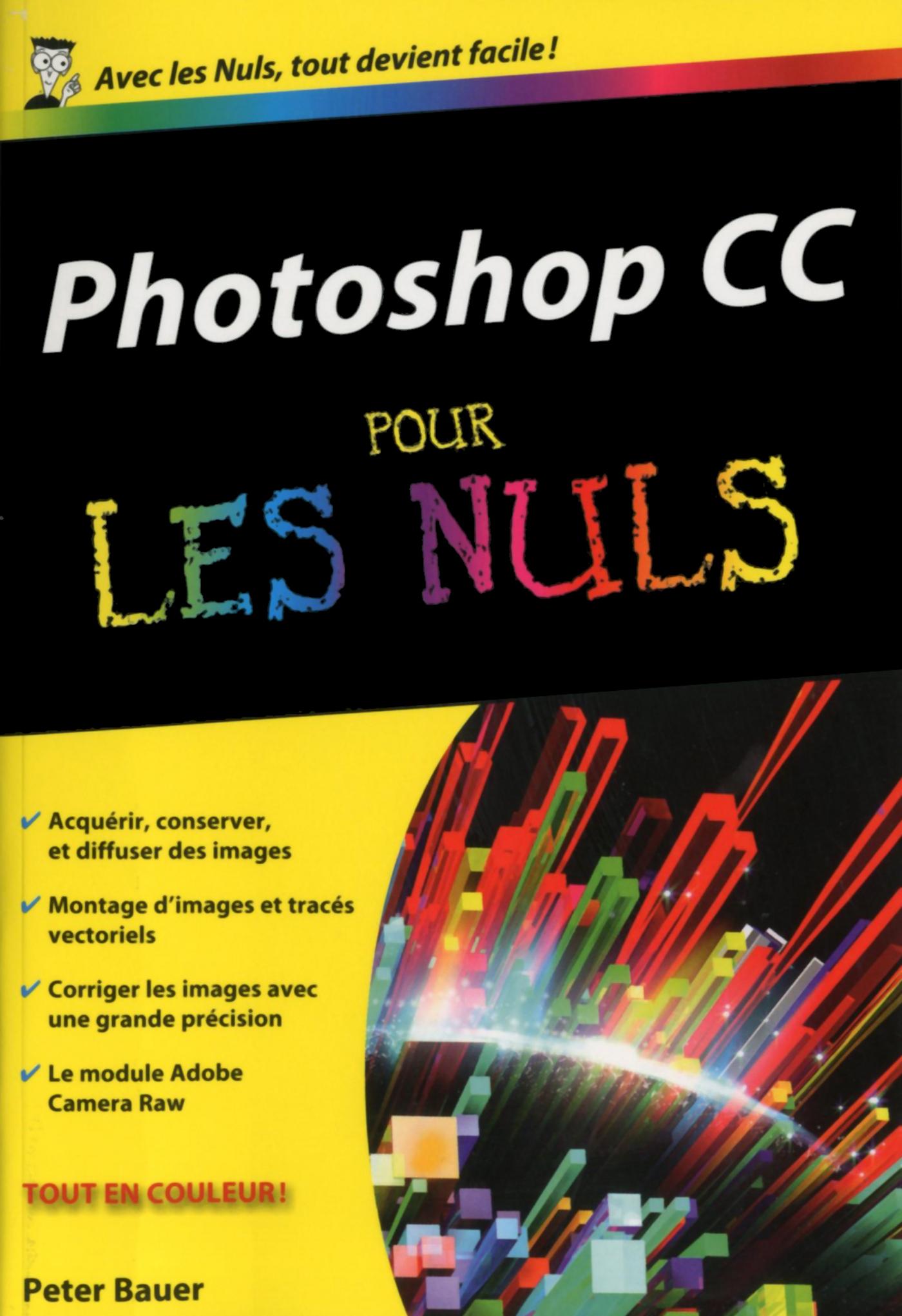 Photoshop CC Pour les Nuls (ebook)