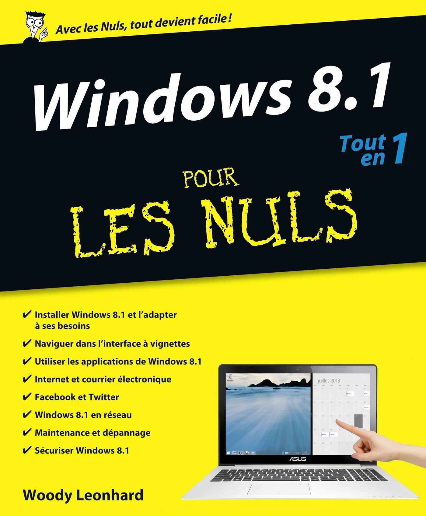 Windows 8 1 tout en 1 pour les nuls ebook ebooks el - Open office en francais pour windows 8 ...