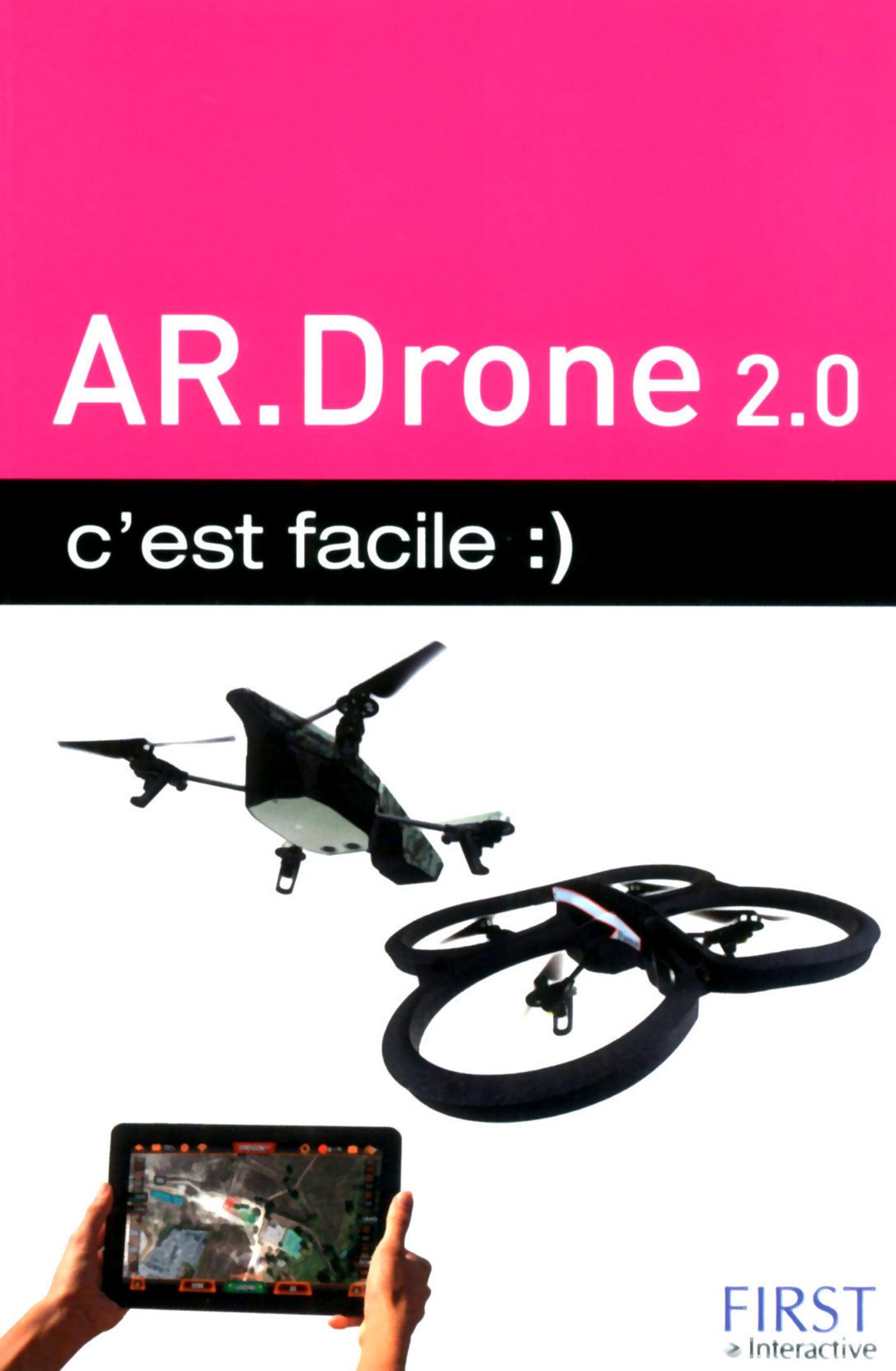 AR.Drone 2.0 C'est facile (ebook)