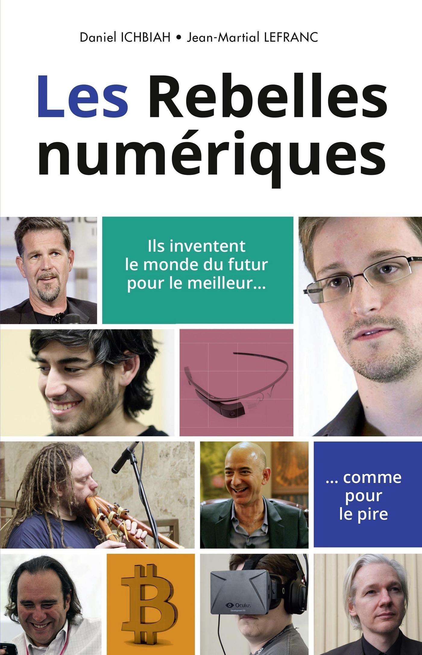 Les Rebelles numériques (ebook)
