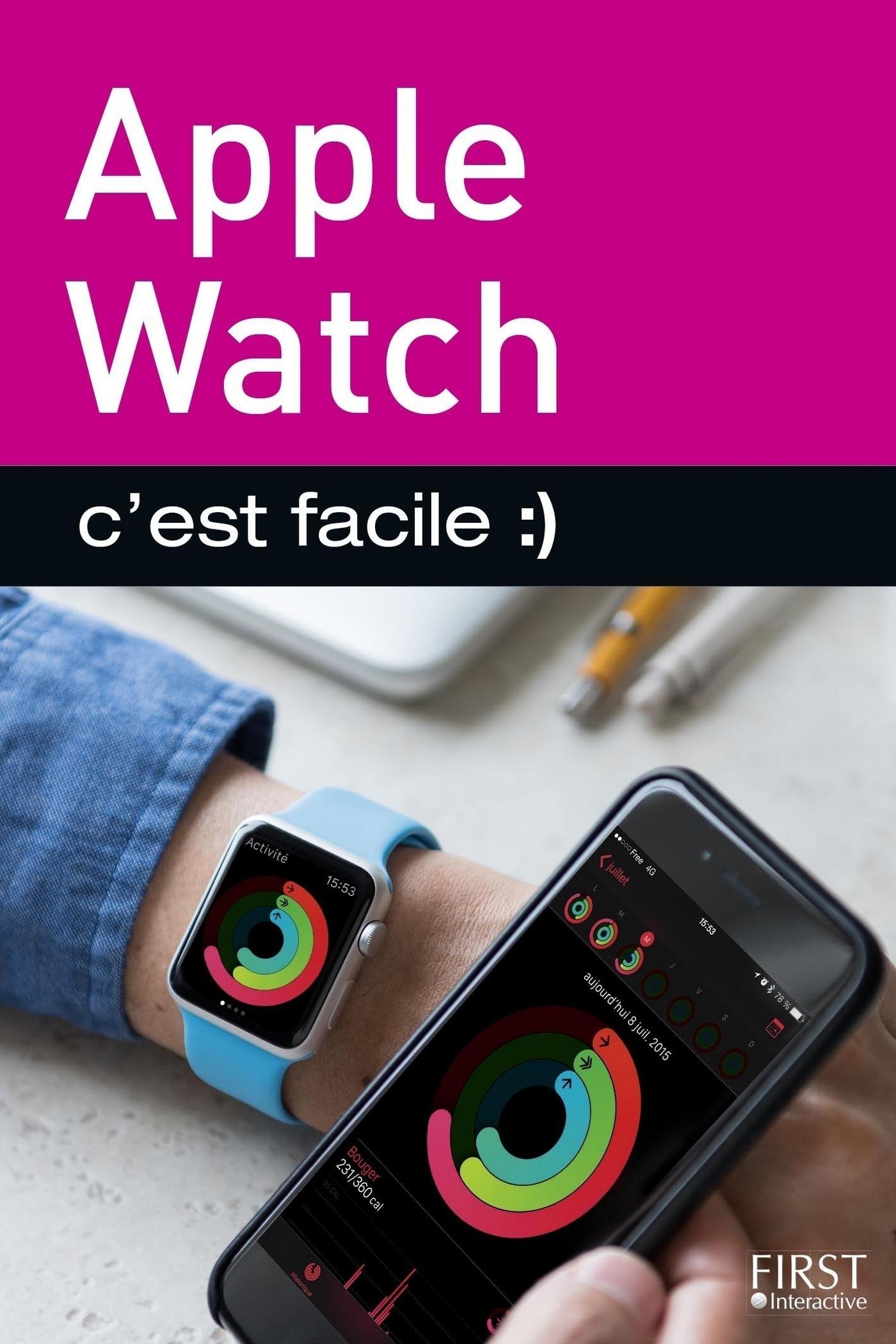 Apple Watch, C'est facile (ebook)