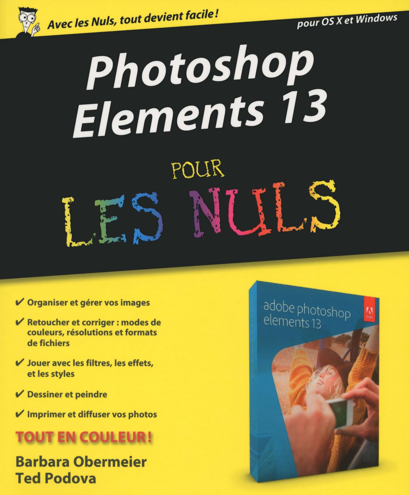 Photoshop Elements 13 Pour les Nuls (ebook)