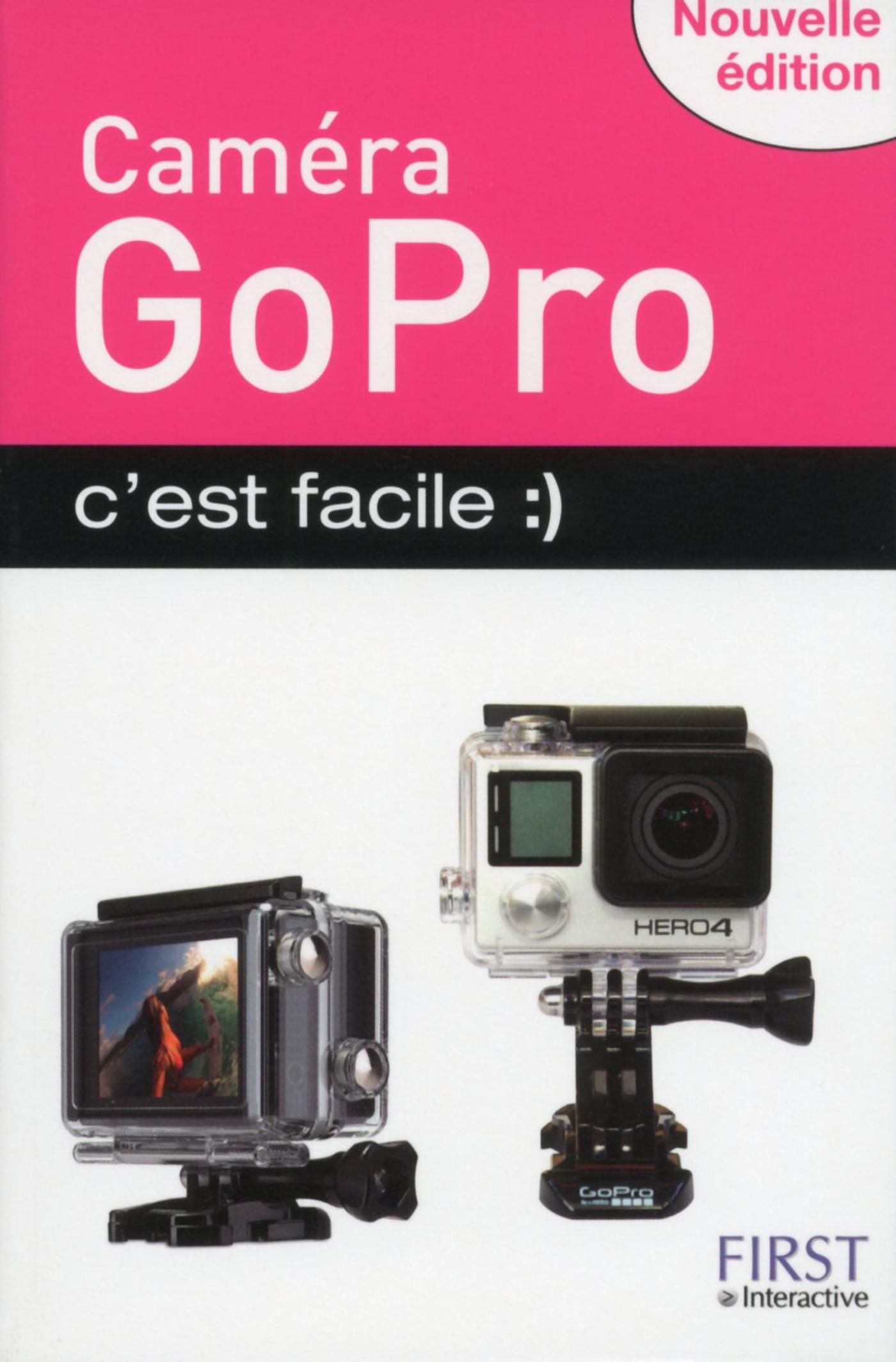 Caméra GoPro c'est facile, nouvelle édition (ebook)