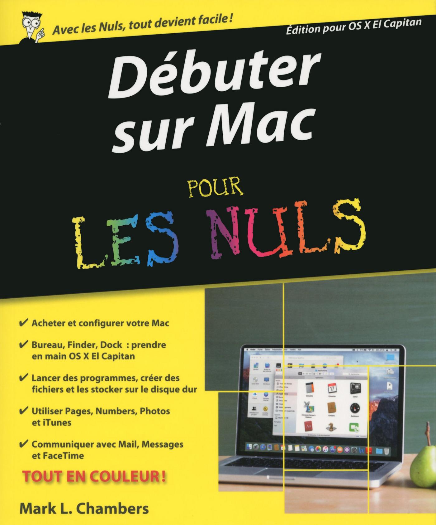 Débuter sur Mac Pour les Nuls (ebook)