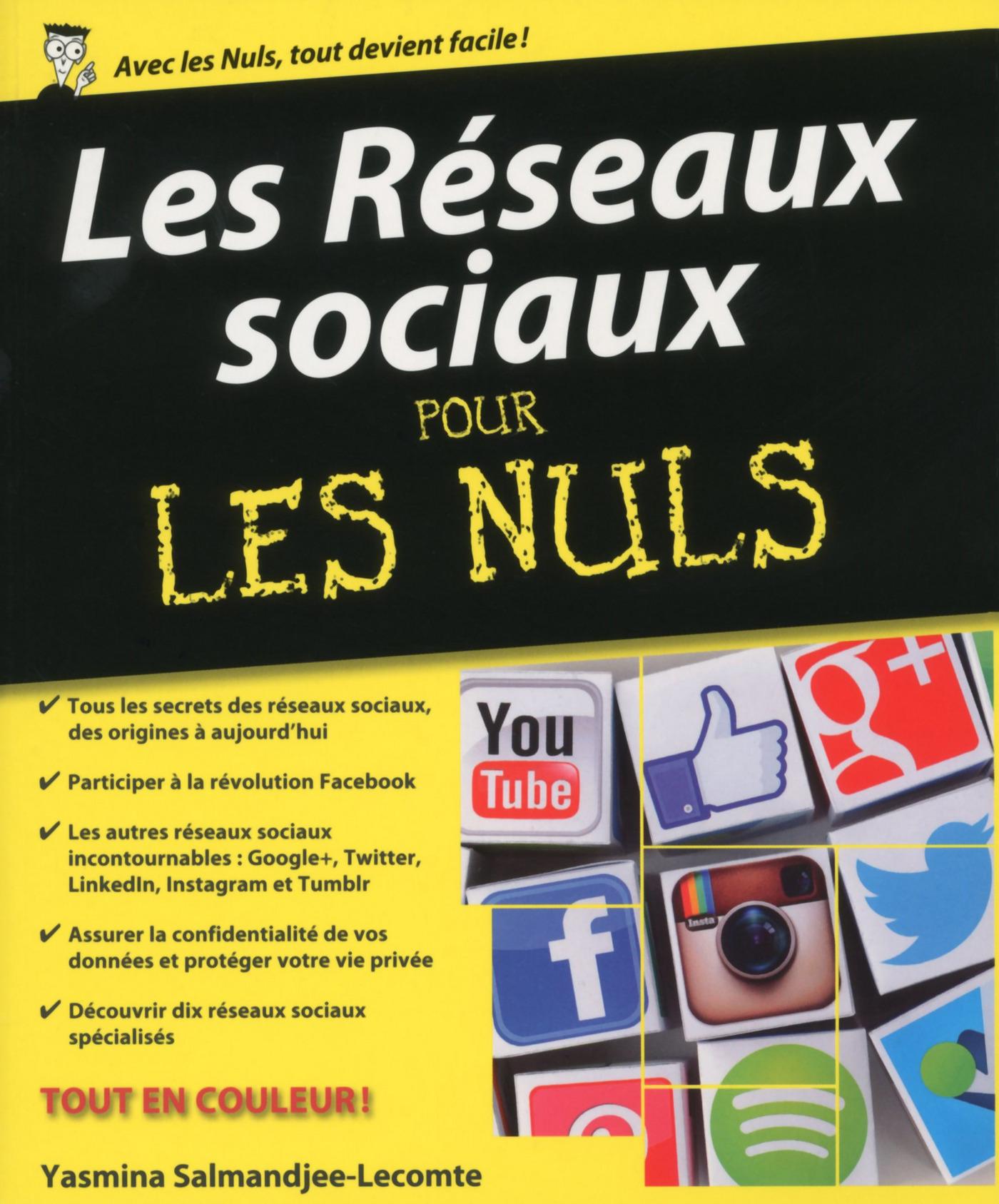 Les réseaux sociaux pour les Nuls (ebook)