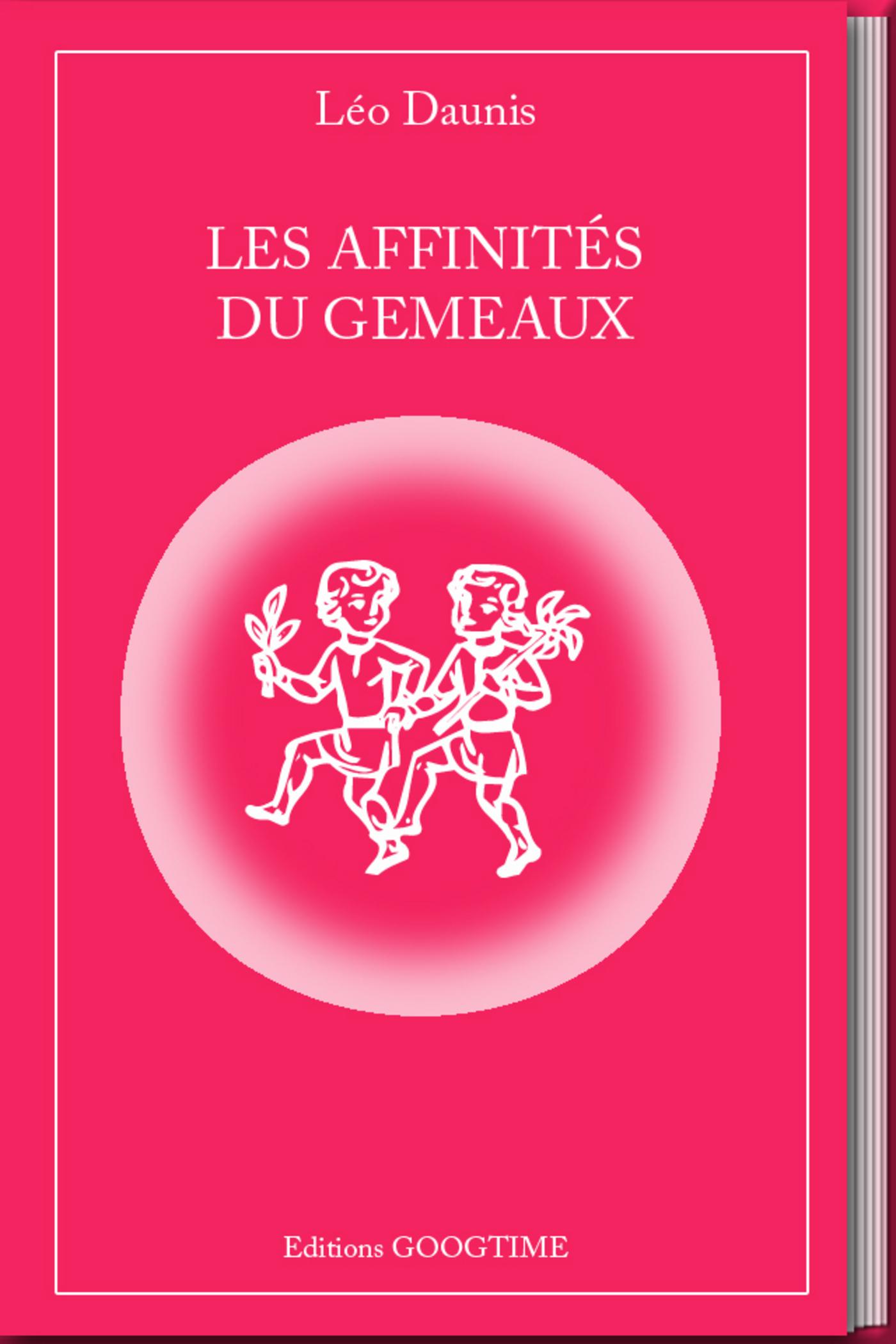 Les affinités du Gémeaux (ebook)