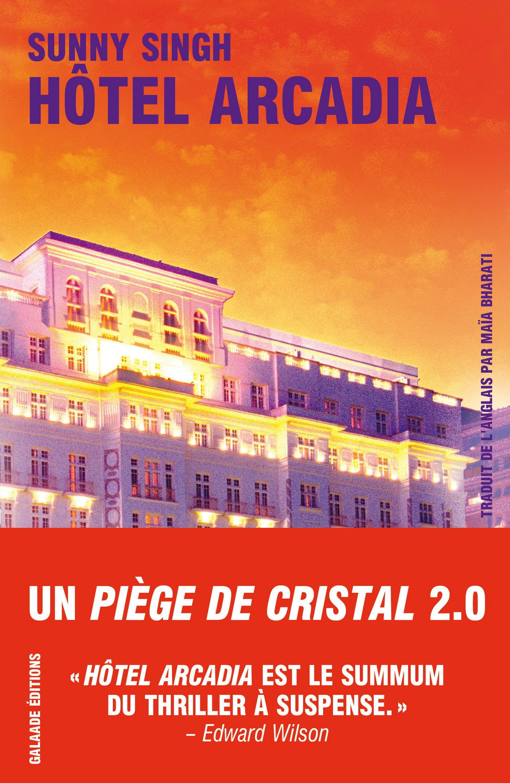 Hôtel Arcadia - Episode 3 (ebook)