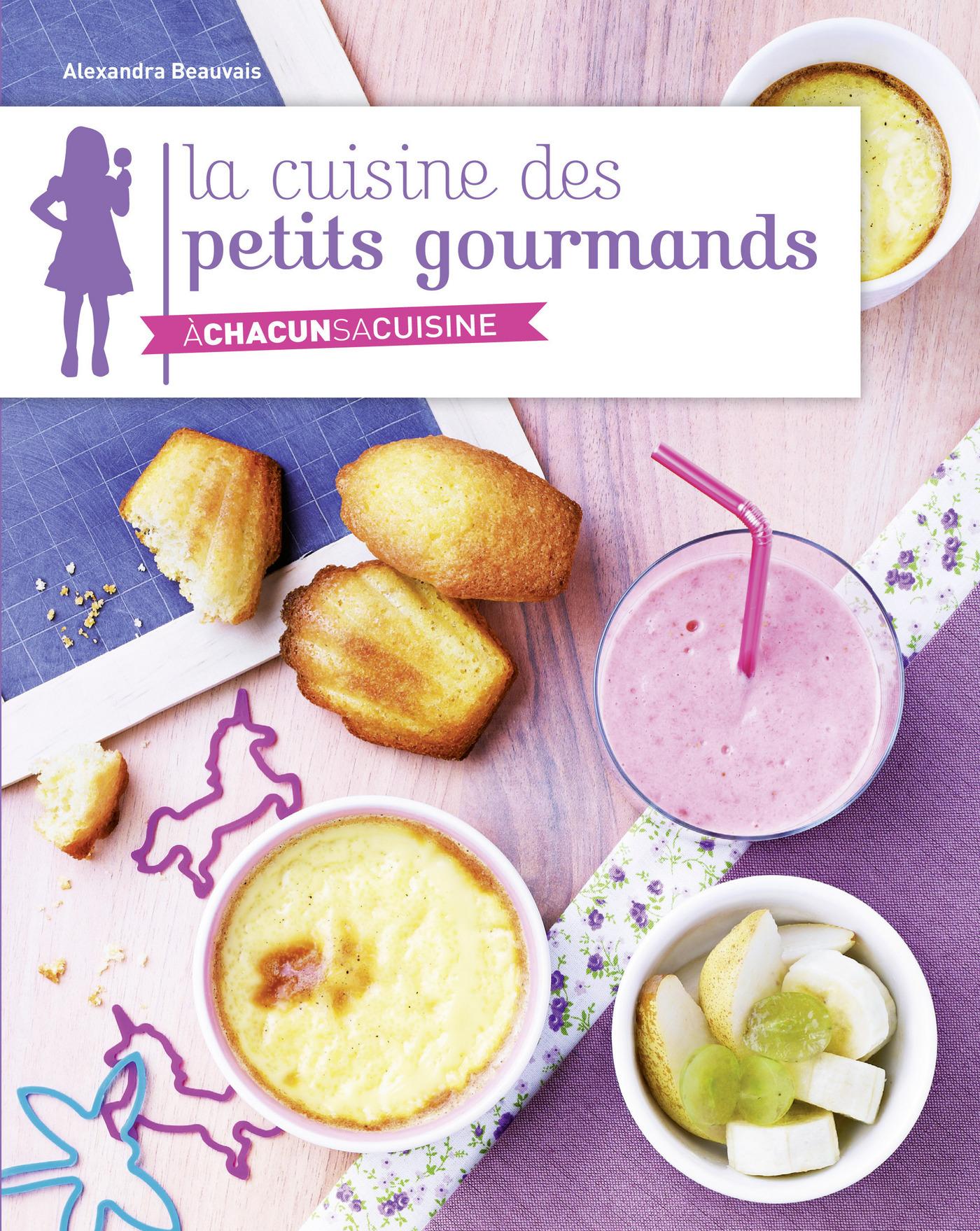 La cuisine des petits gourmands (ebook)