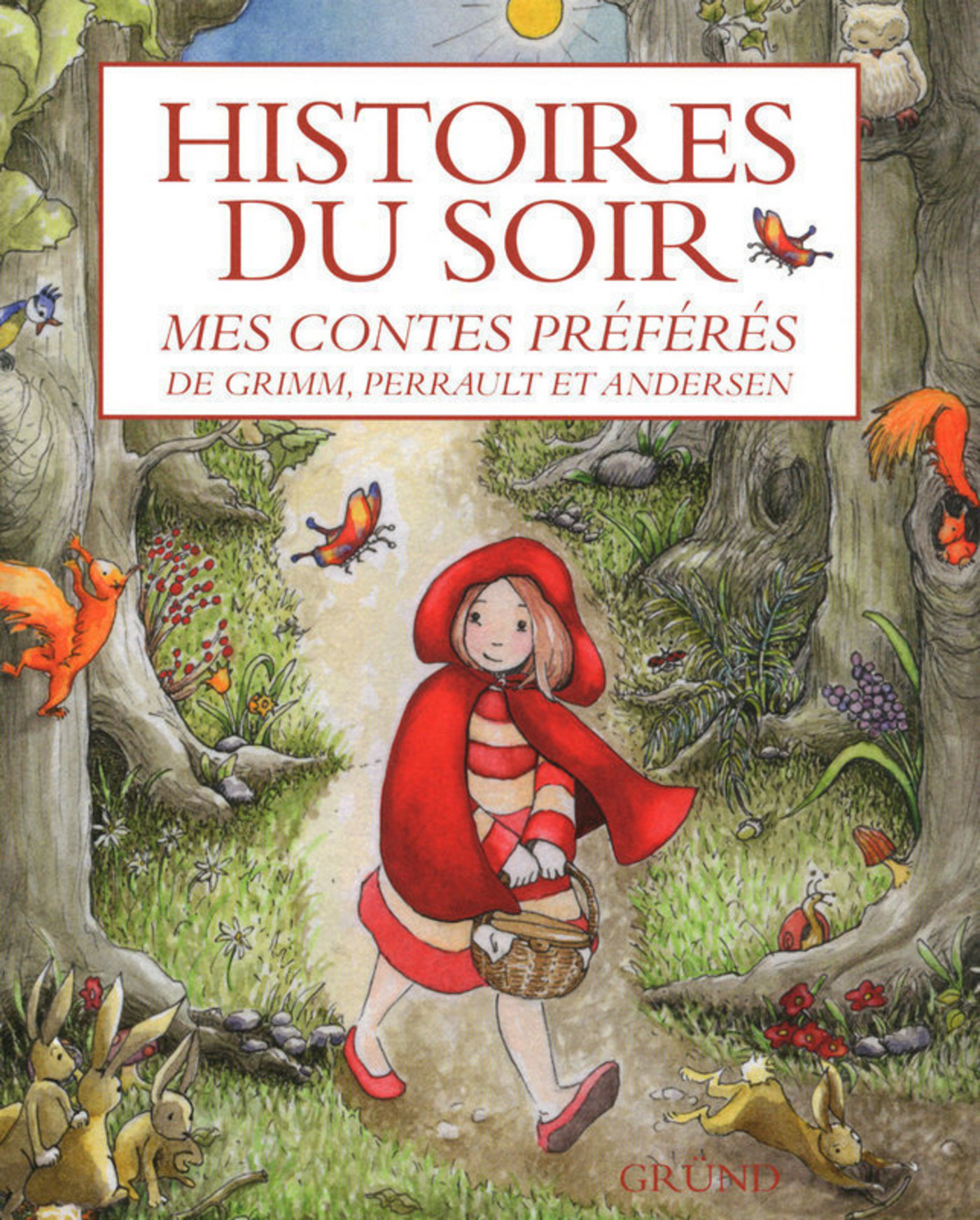 Histoires du soir - Mes contes préférés (ebook)