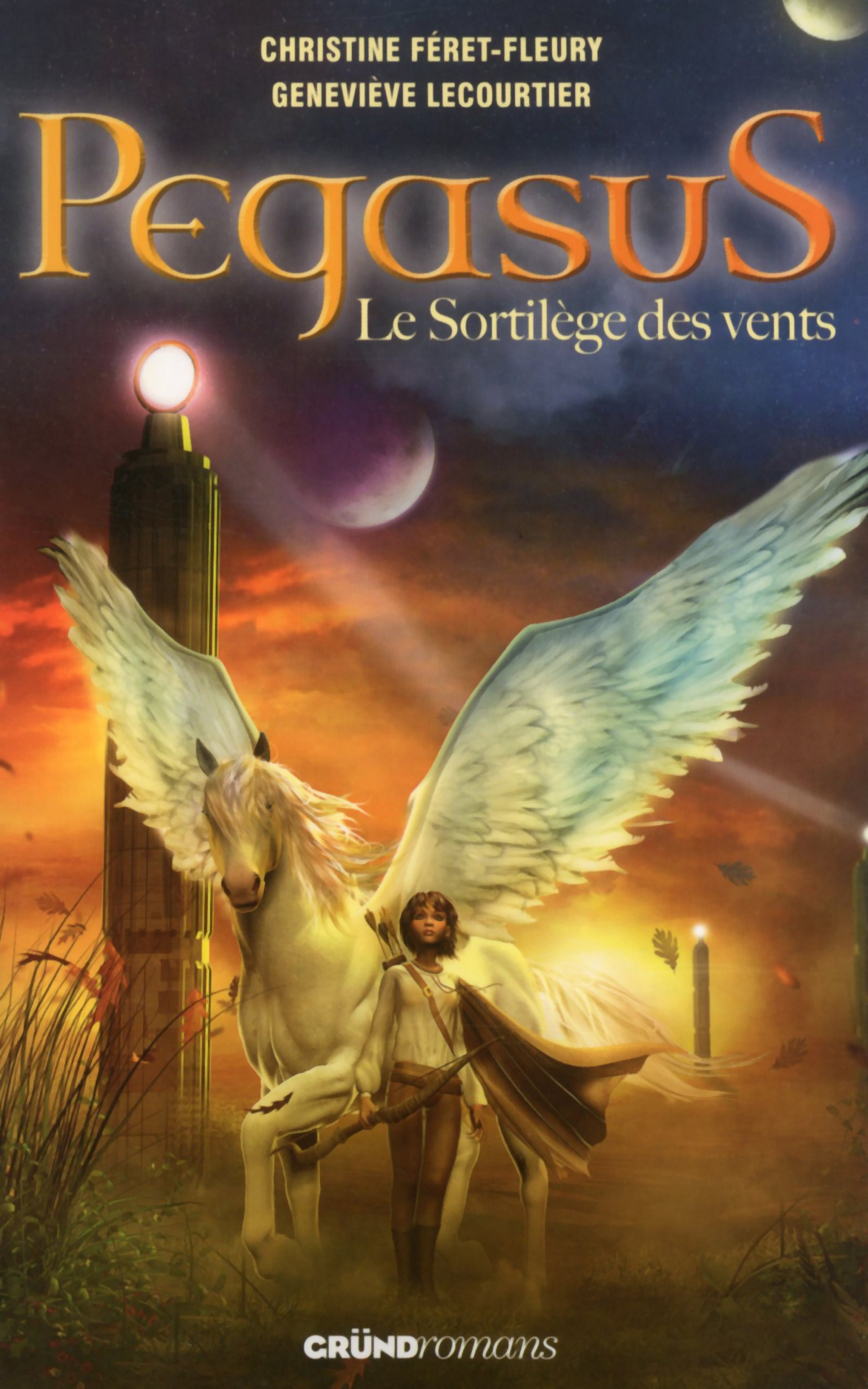 Pegasus T2 - Le sortilège des vents