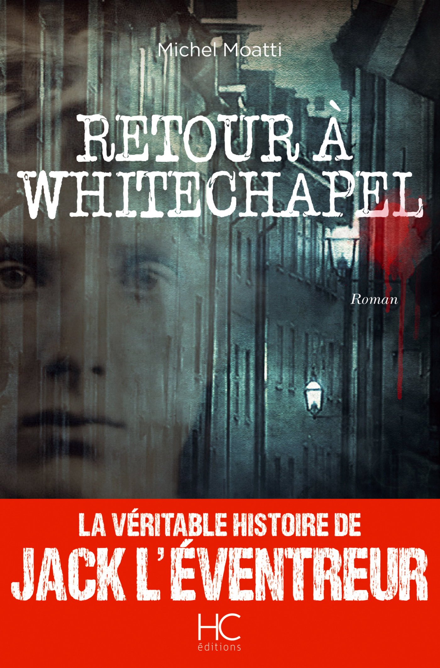 Retour à Whitechapel (ebook)