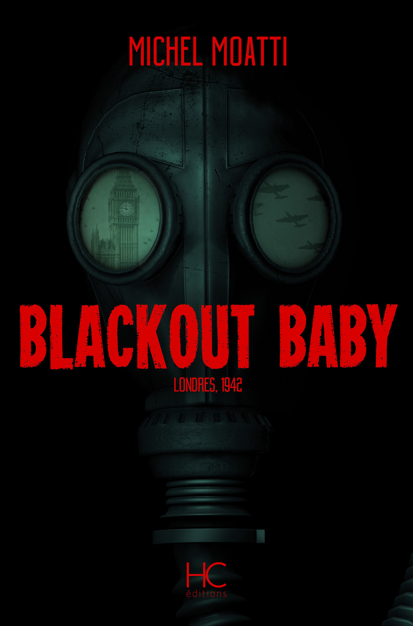 Blackout baby (ebook)