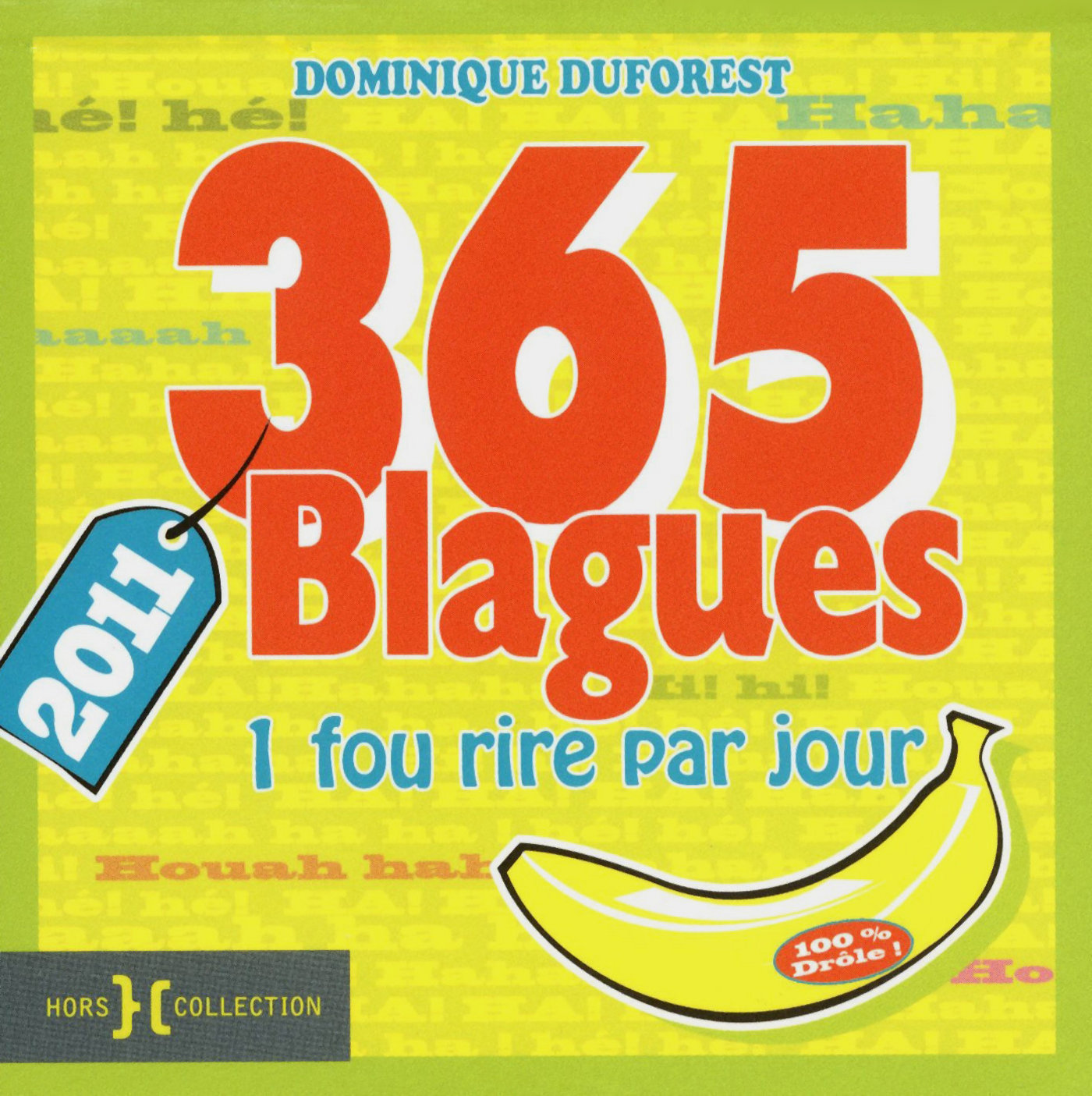 365 Blagues 2011 (ebook)