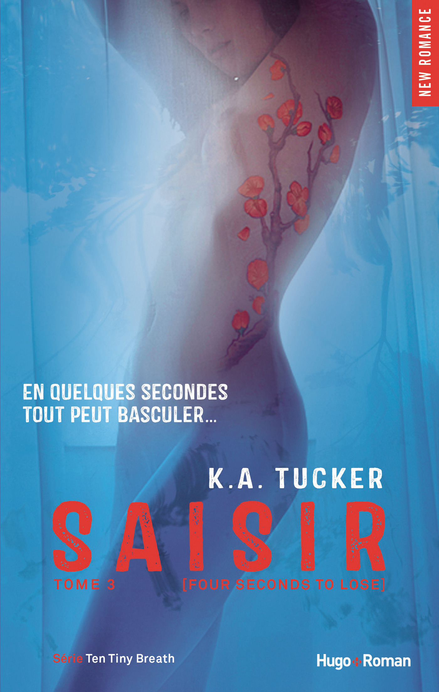 Saisir - tome 3 (Four seconds to lose ) (Extrait offert)
