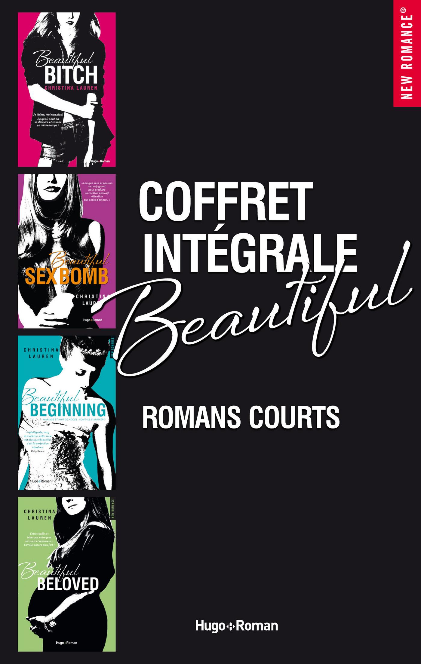 Coffret Intégrale Beautiful Romans Courts