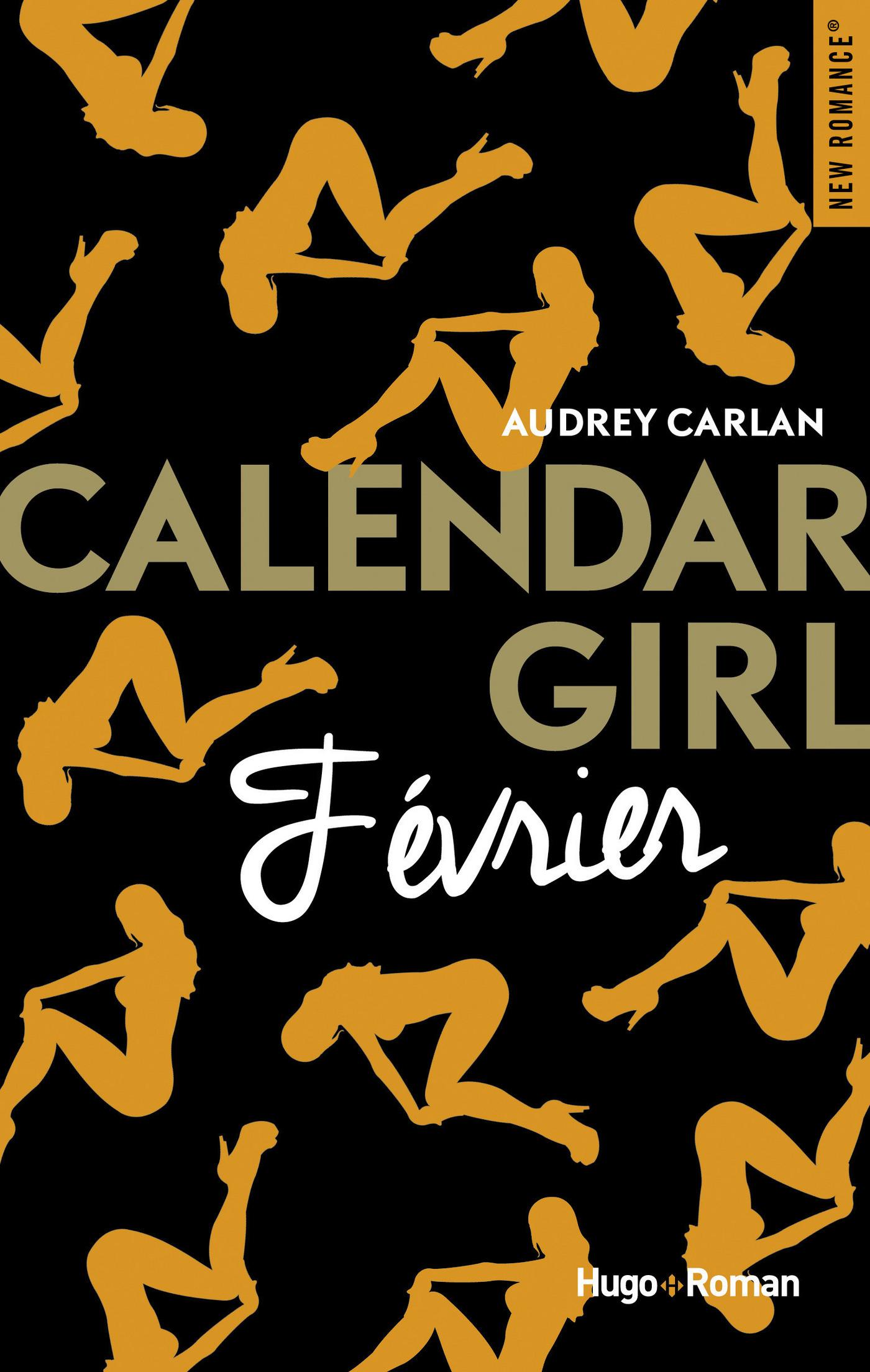 Calendar Girl - Février