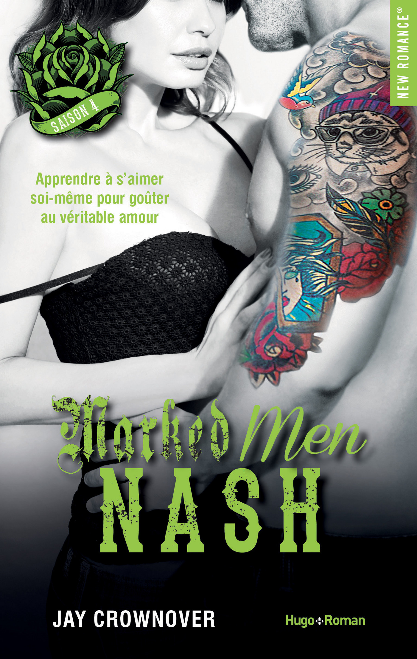 Marked Men Saison 4 Nash