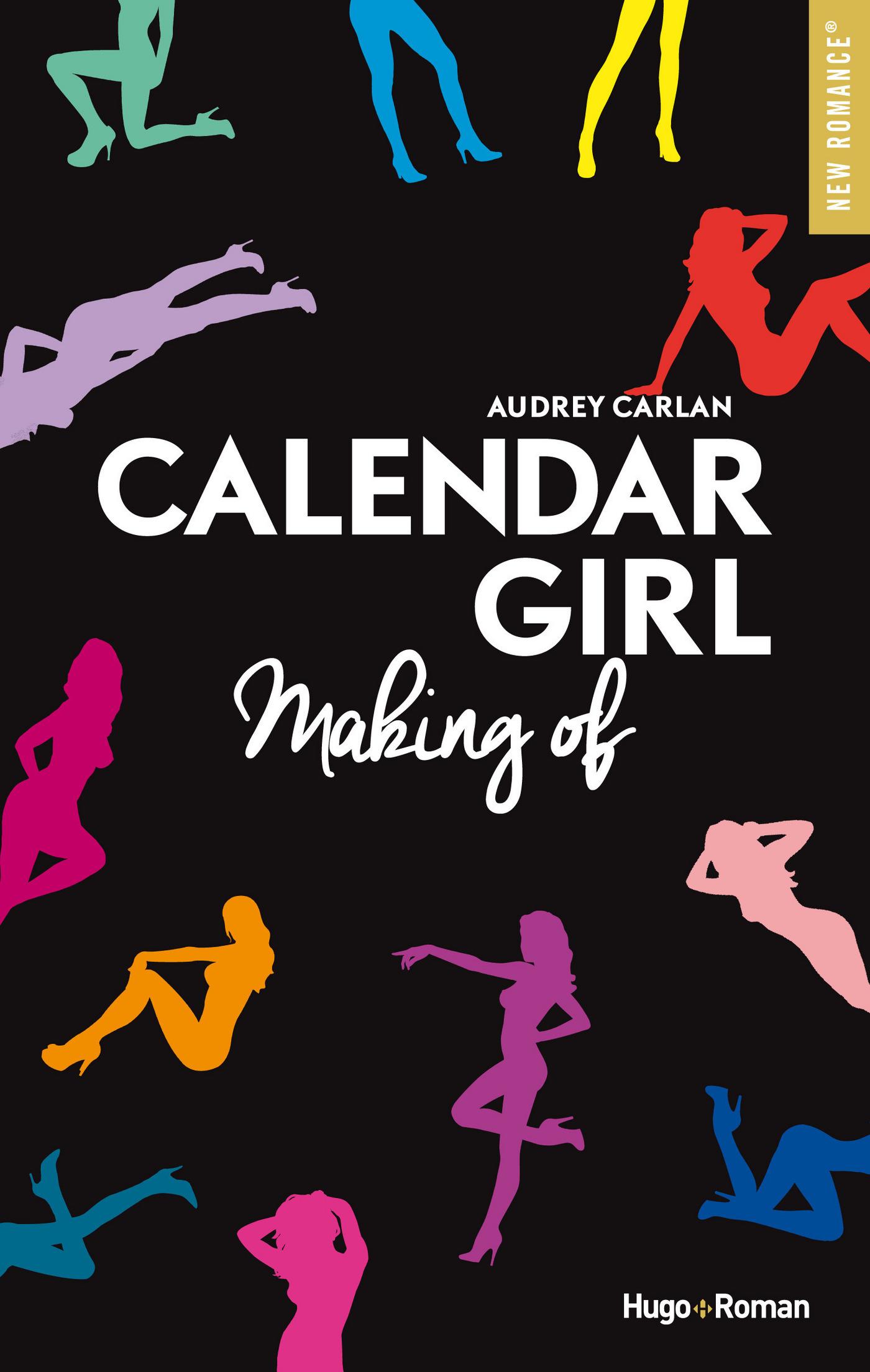 Calendar Girl Making of