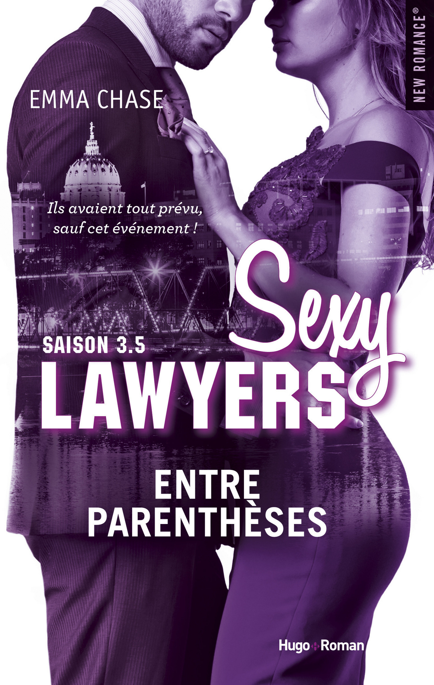 Sexy lawyers Saison 3.5 Entre parenthèses (ebook)