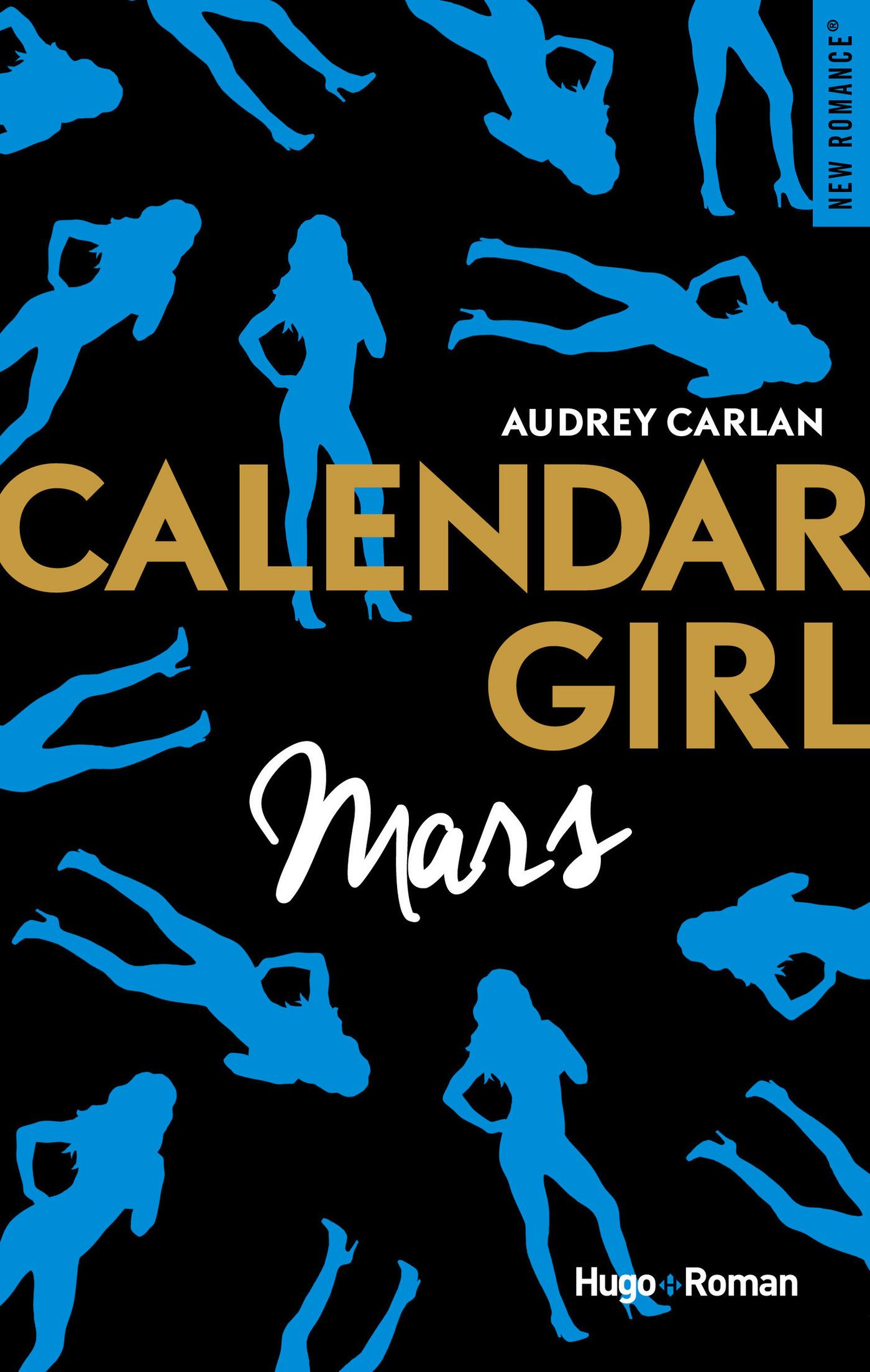 Calendar Girl - Mars -Extrait offert-