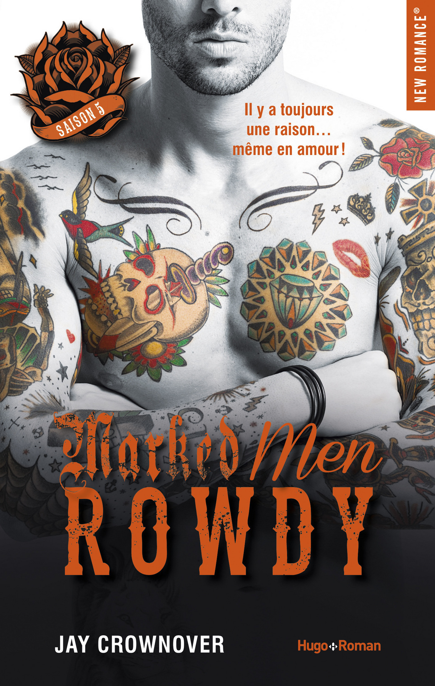 Marked Men Saison 5 Rowdy (ebook)