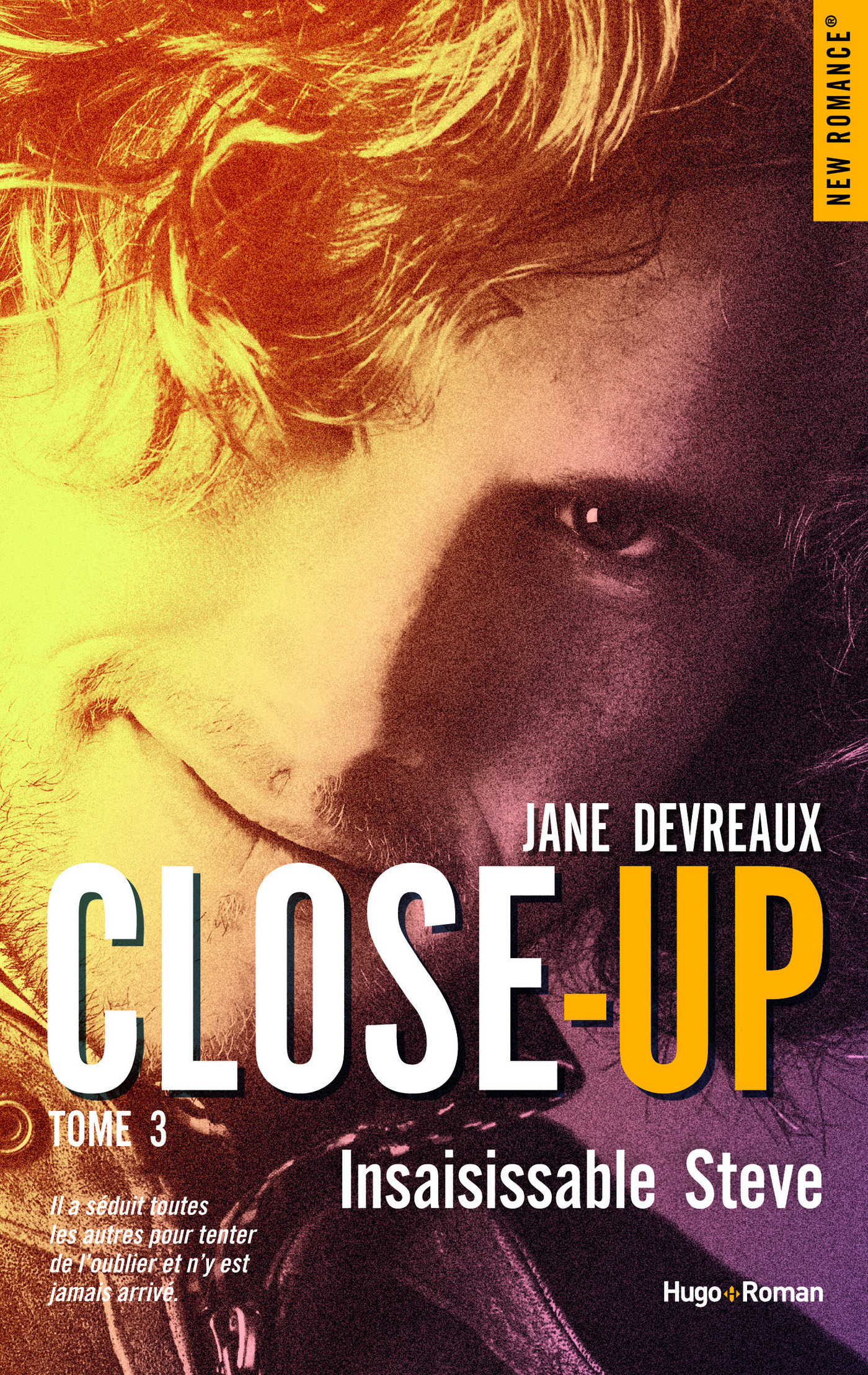 Close-up - tome 3 Insaisissable Steve (ebook)