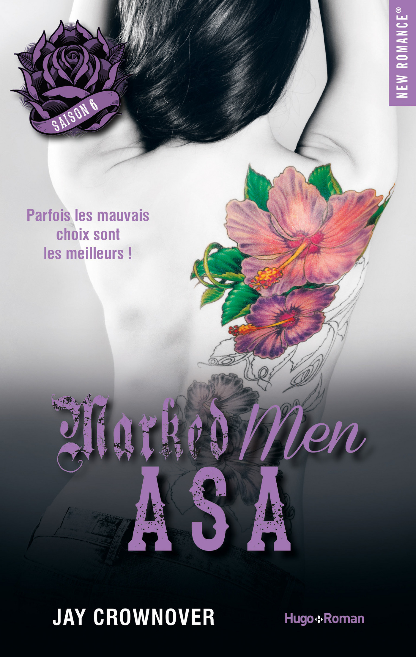 Marked men Saison 6 Asa (ebook)