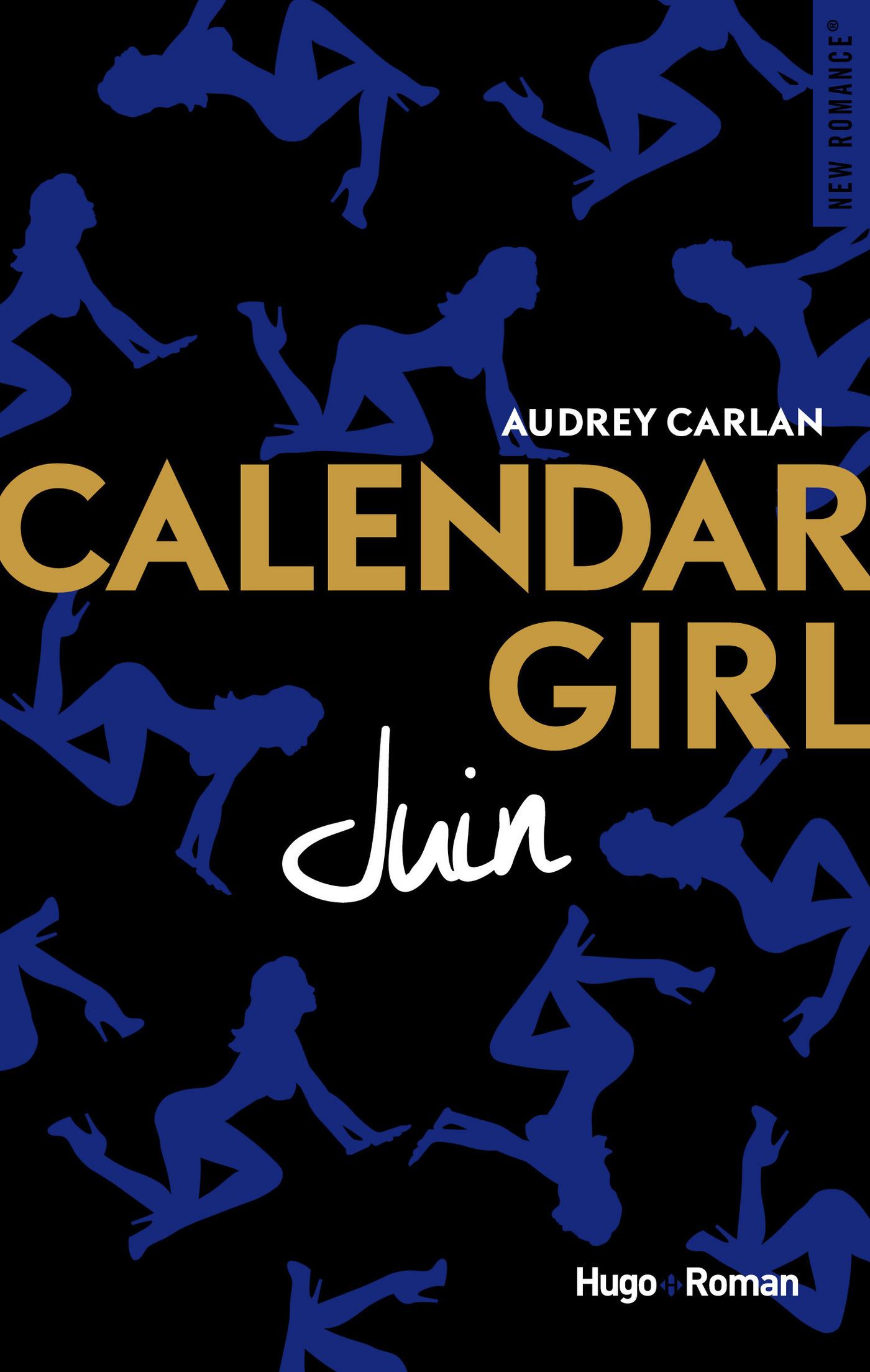 Calendar Girl - Juin -Extrait offert-