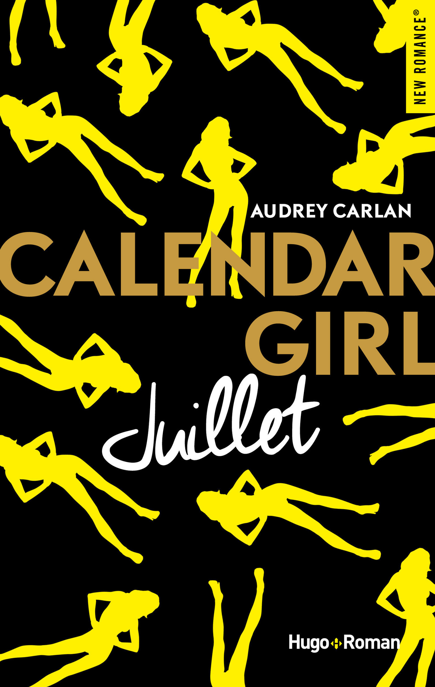 Calendar Girl - Juillet -Extrait offert-