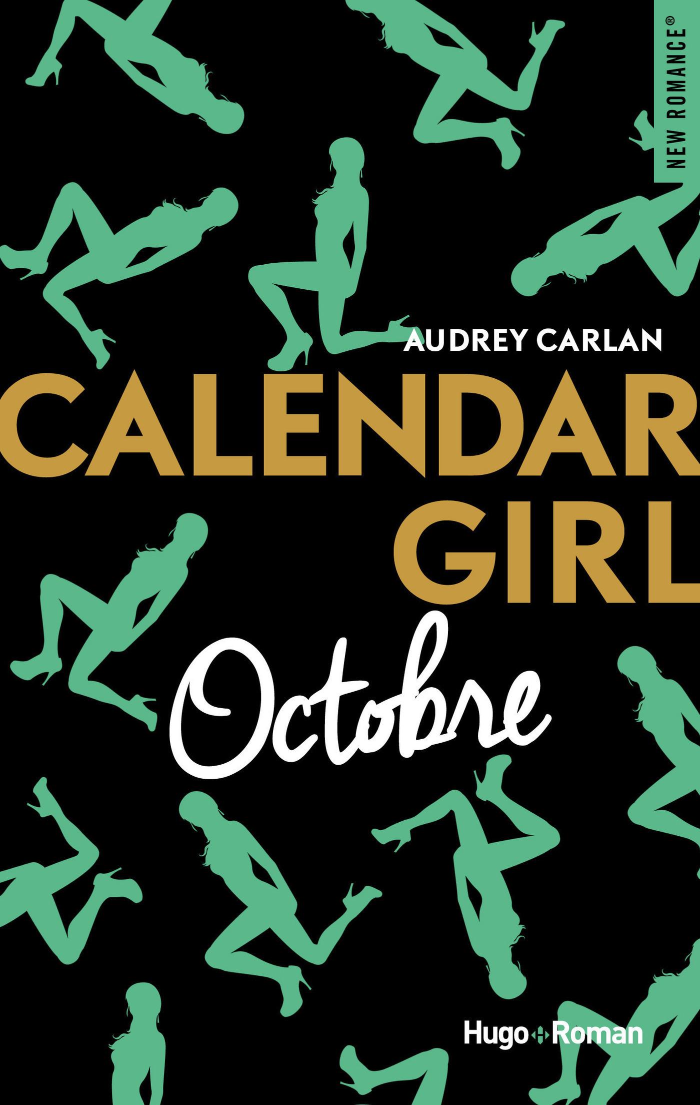 Calendar Girl - Octobre -Extrait offert-