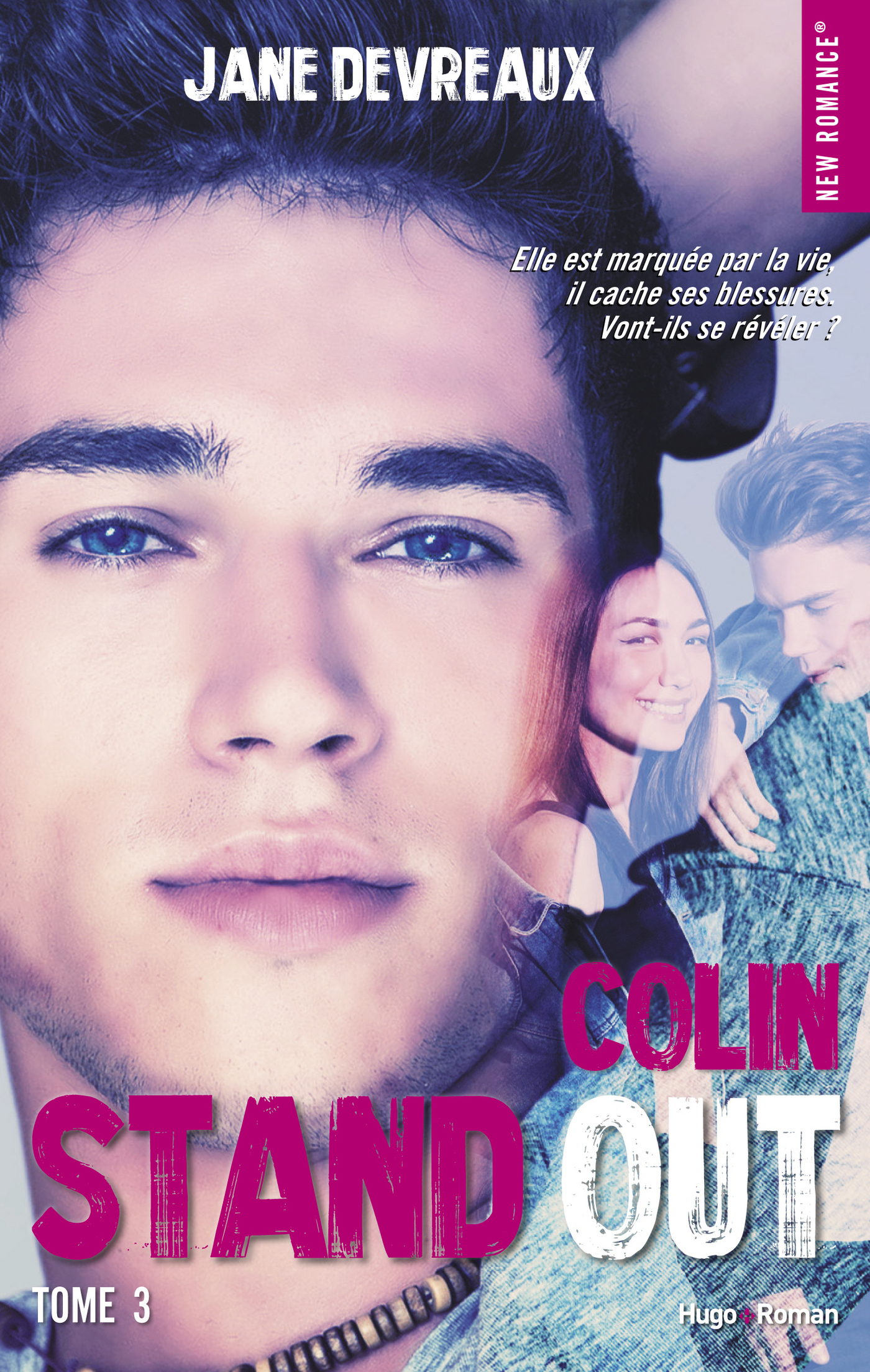 Stand out - tome 3 Colin -Extrait offert-