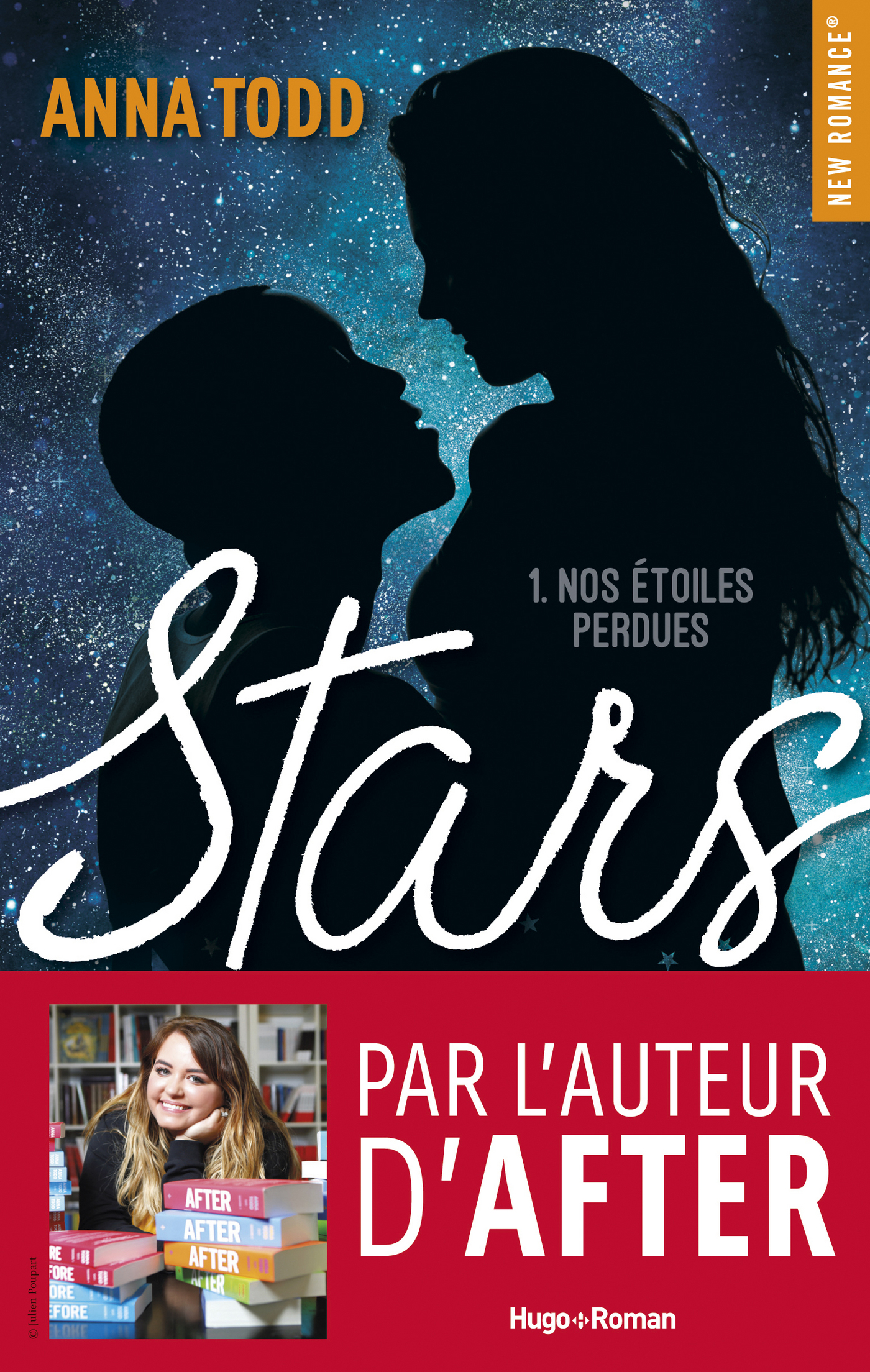 Stars - tome 1 Nos ?toiles perdues