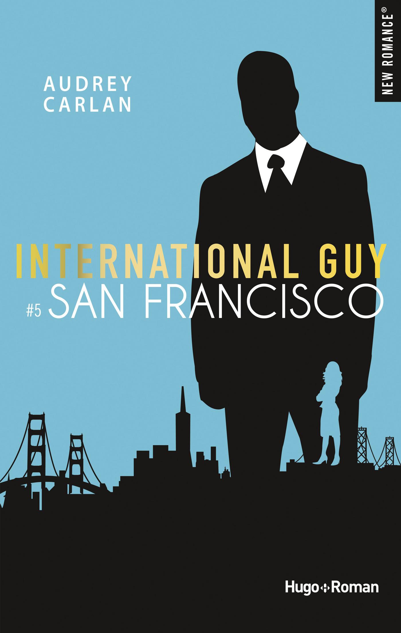 International guy - tome 5 San Francisco -Extrait offert-