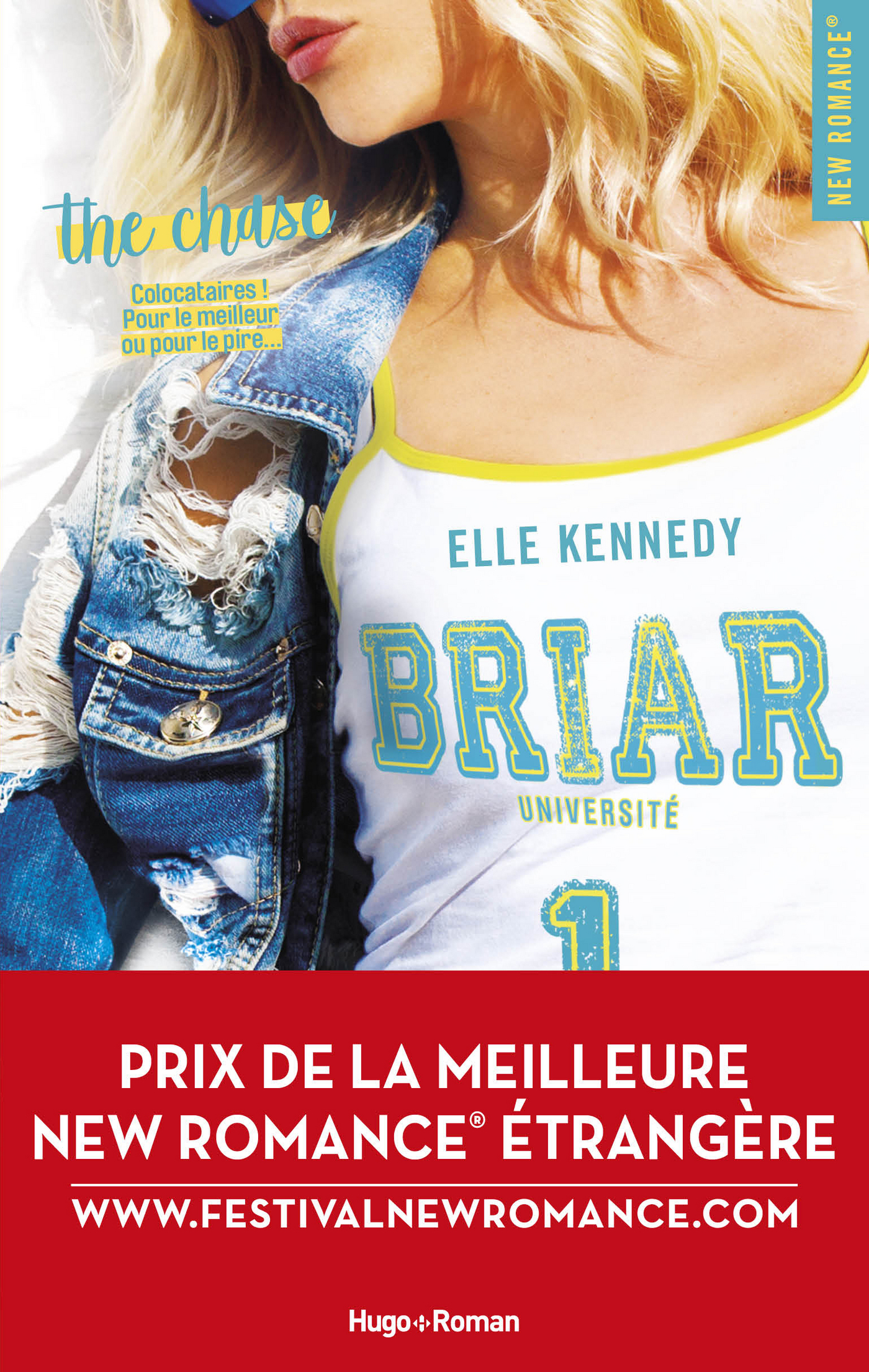 Briar Universit? - tome 1 The chase