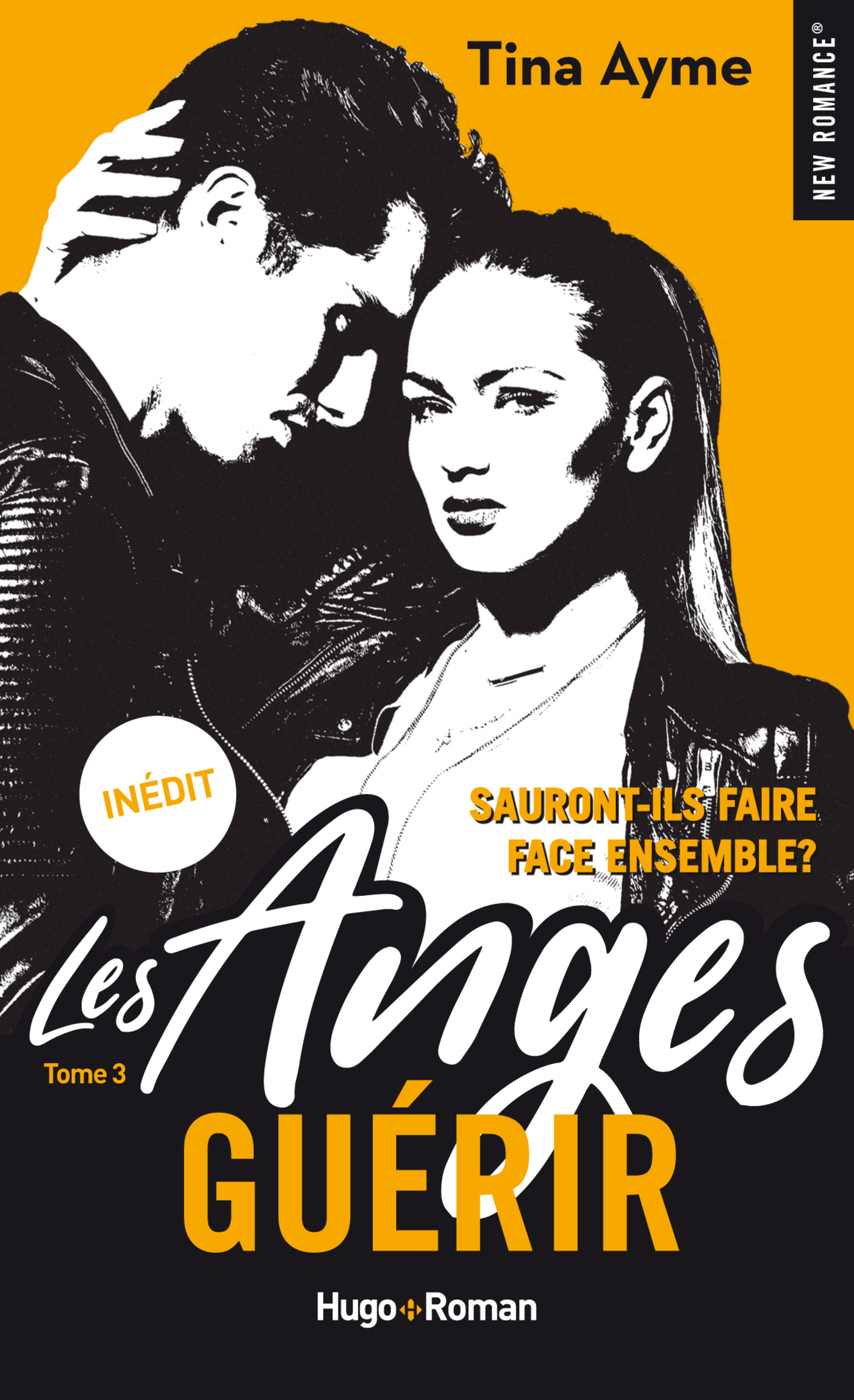 Les anges - tome 3 Guérir