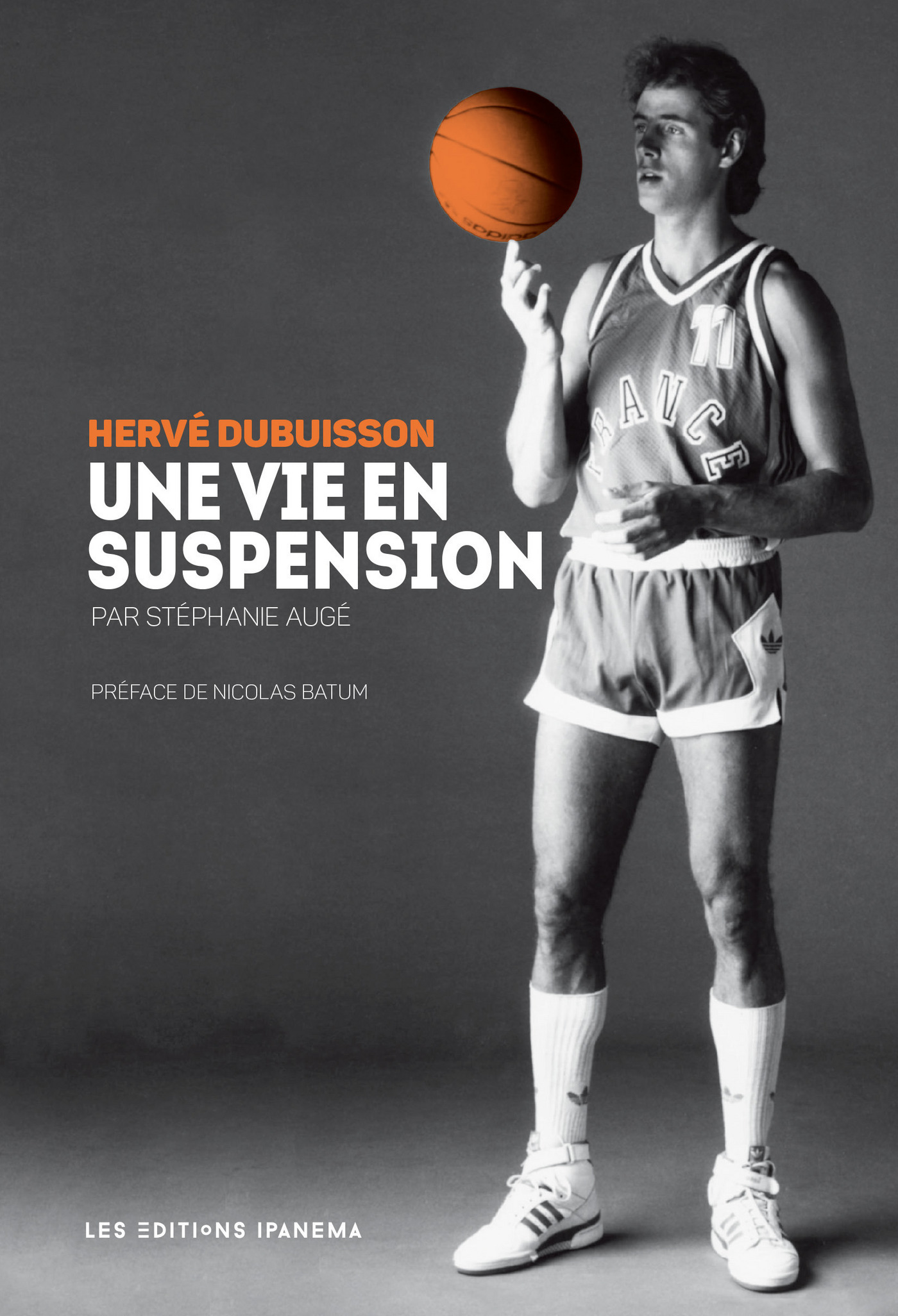 Hervé Dubuisson, une vie en suspension
