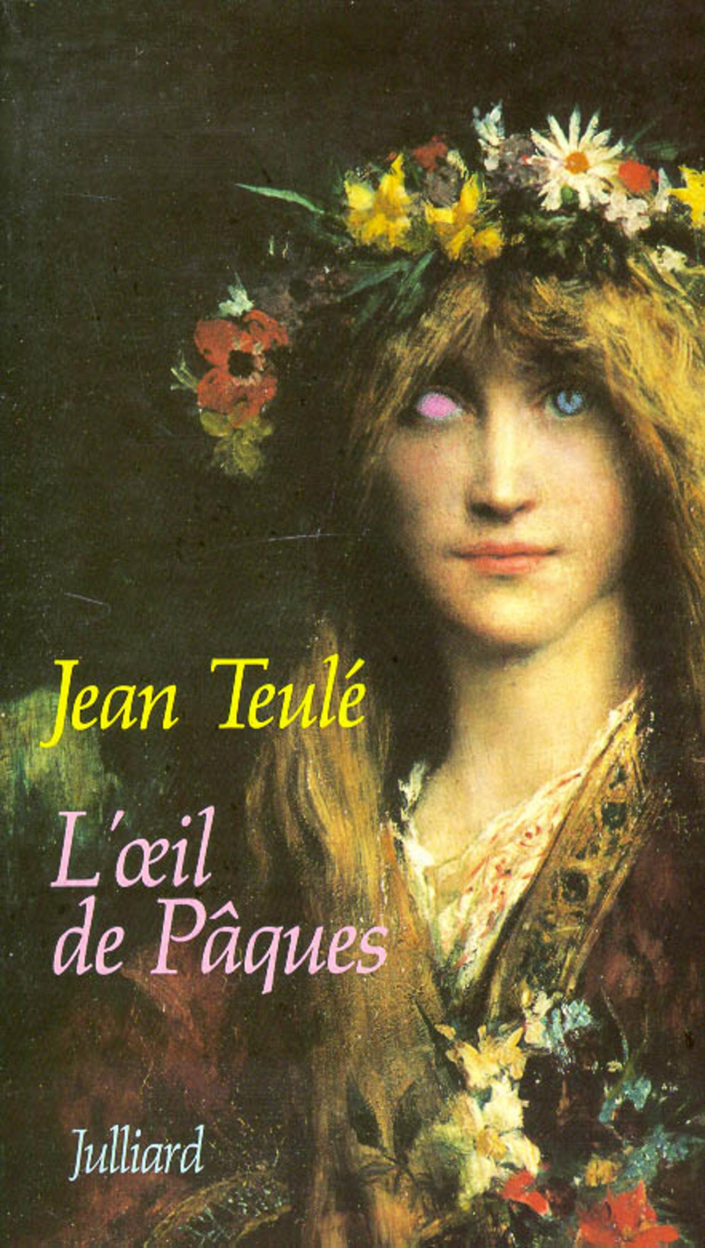 L'Oeil de Pâques (ebook)