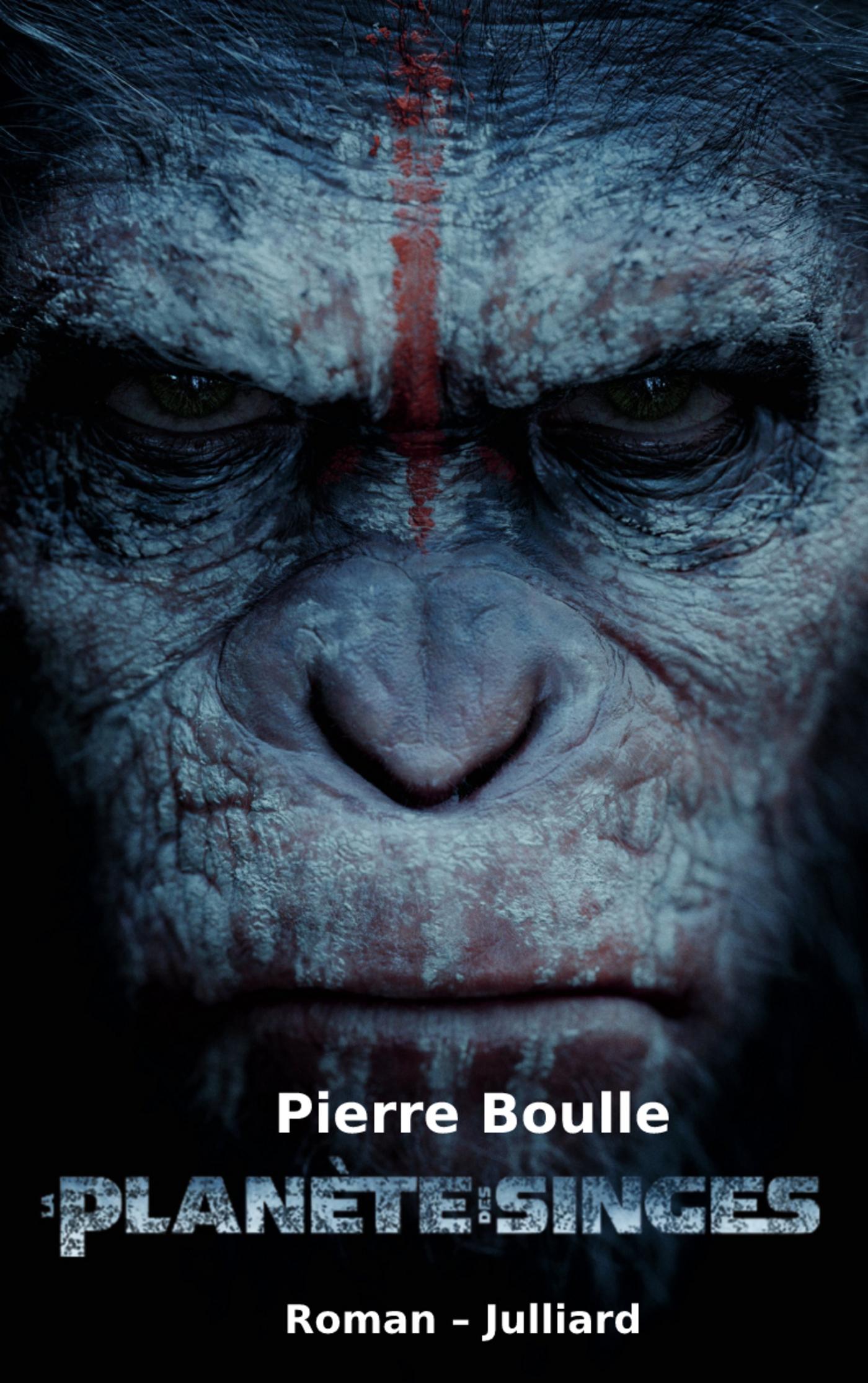 La Planète des singes (ebook)