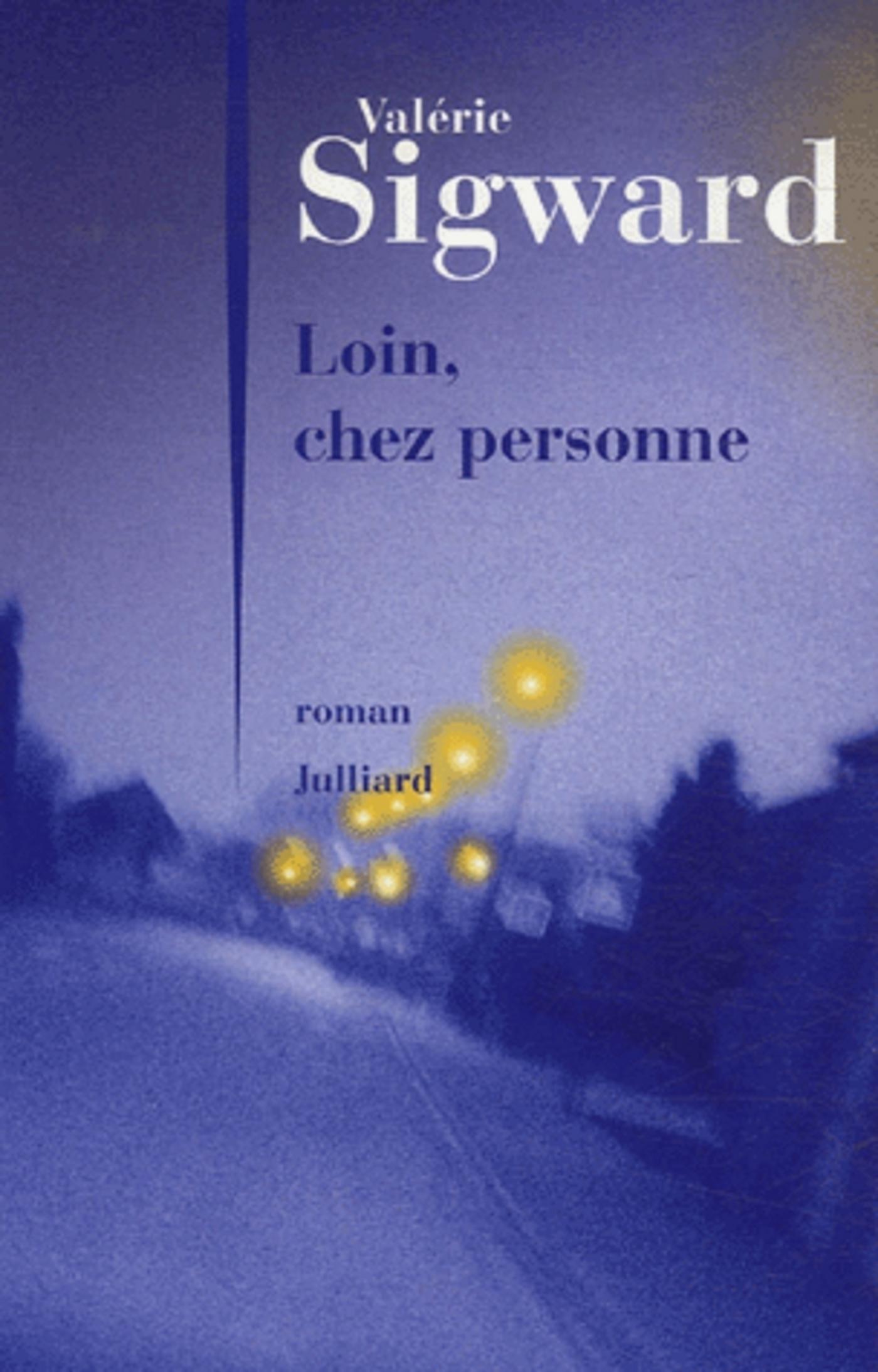 Loin, chez personne (ebook)