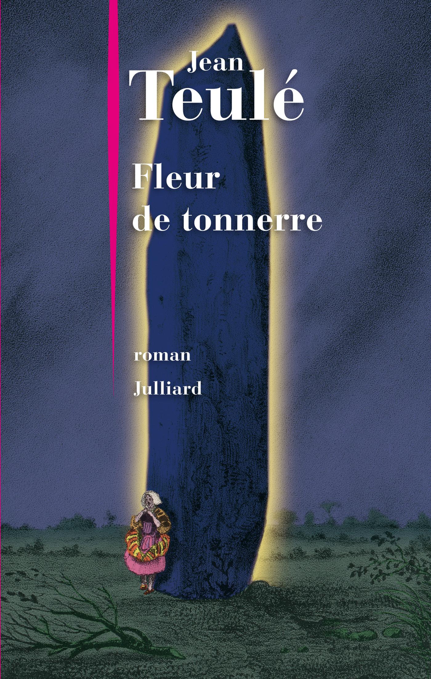 Fleur de tonnerre (ebook)