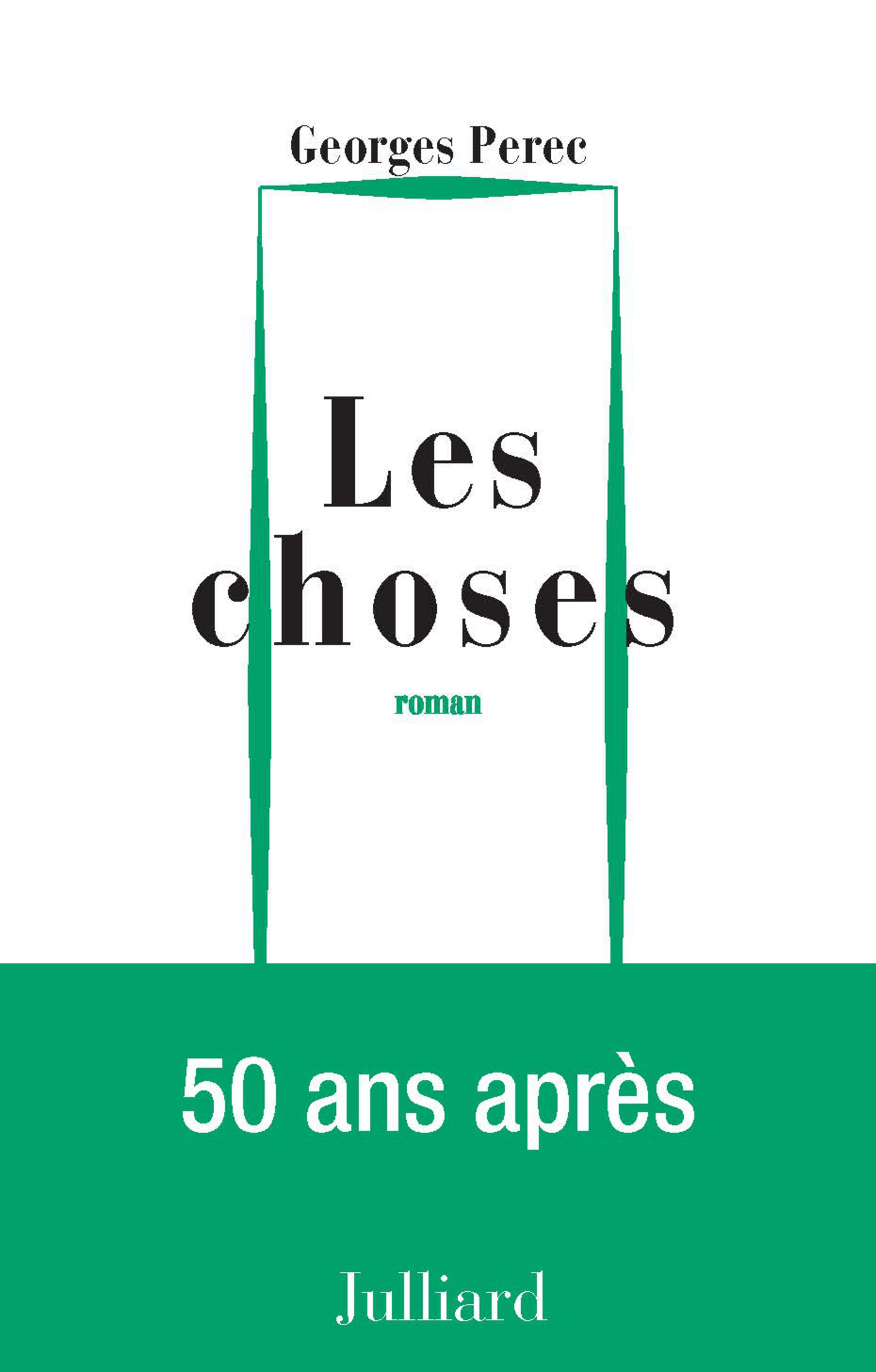 Les Choses (ebook)